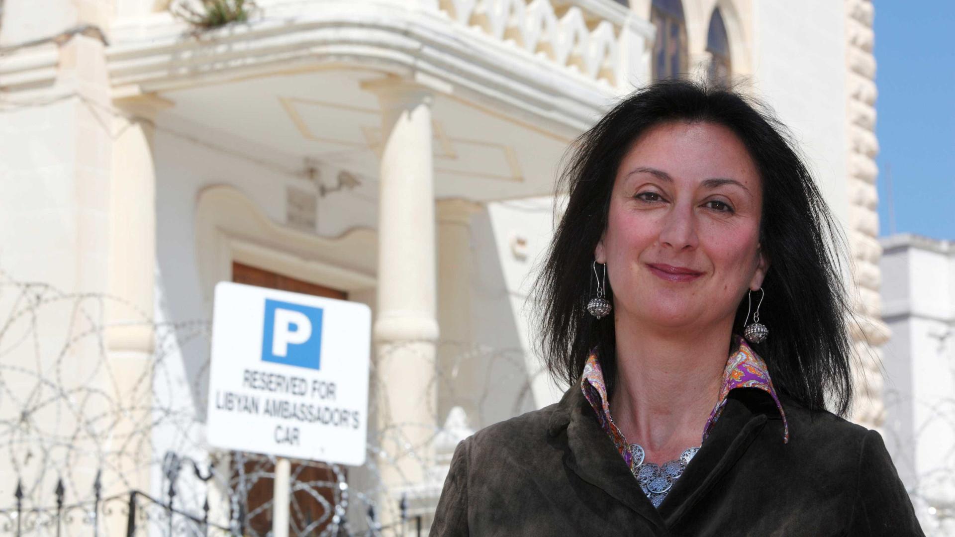 Filho de Daphne Caruana Galizia diz que mãe sofreu anos de intimidação