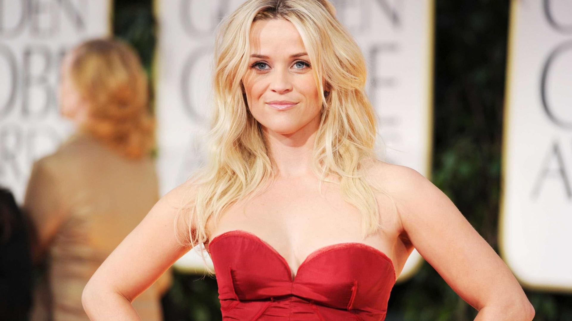 Reese Witherspoon vítima de assédio sexual aos 16 anos