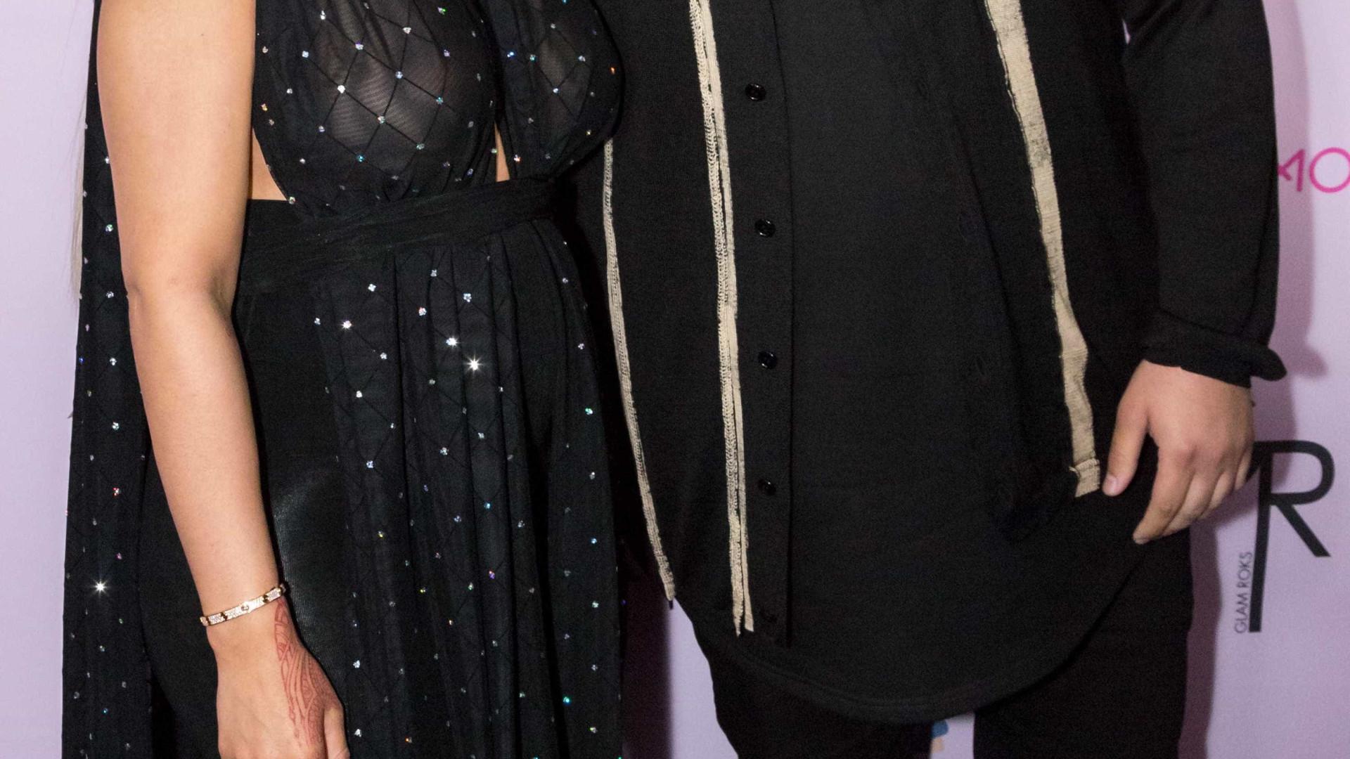 Blac Chyna está a processar toda a família Kardashian