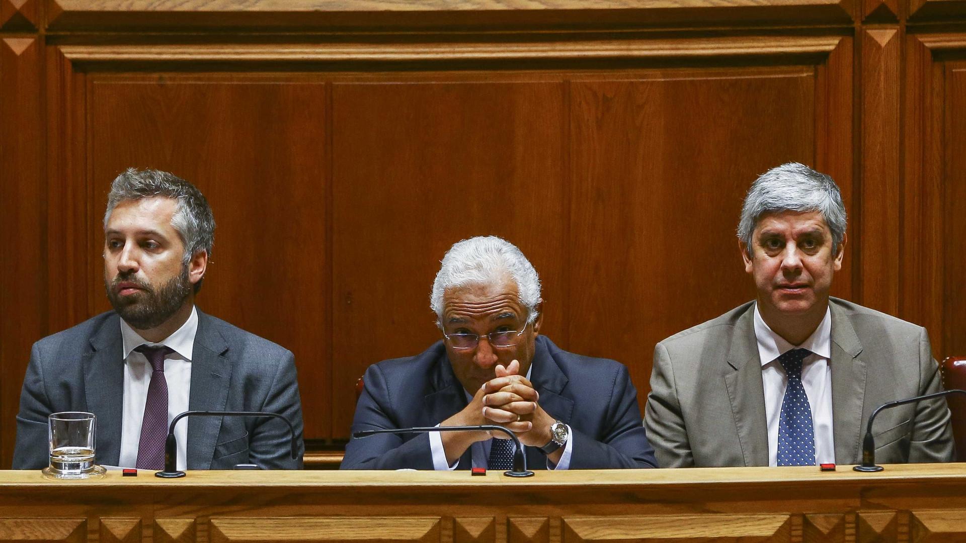 """Debate: Das """"desculpas"""" de Costa, às acusações à """"ministra do eucalipto"""""""