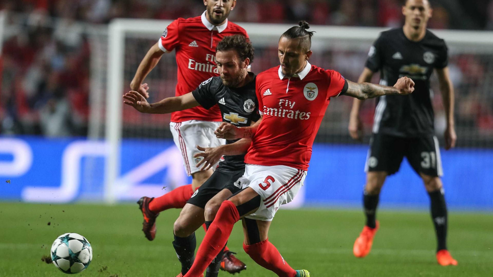 Benfica foi primeira equipa portuguesa com jogo no Facebook Live