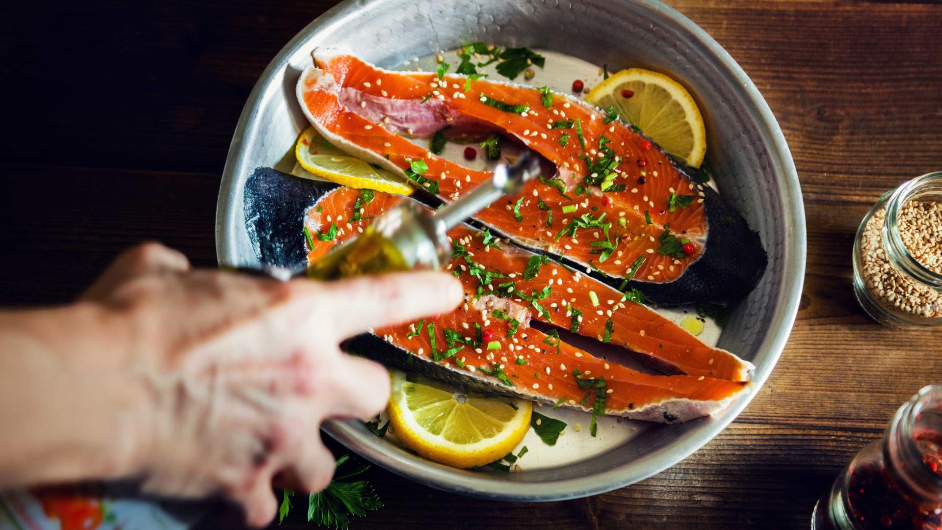 Vinte bons motivos para comer mais peixe
