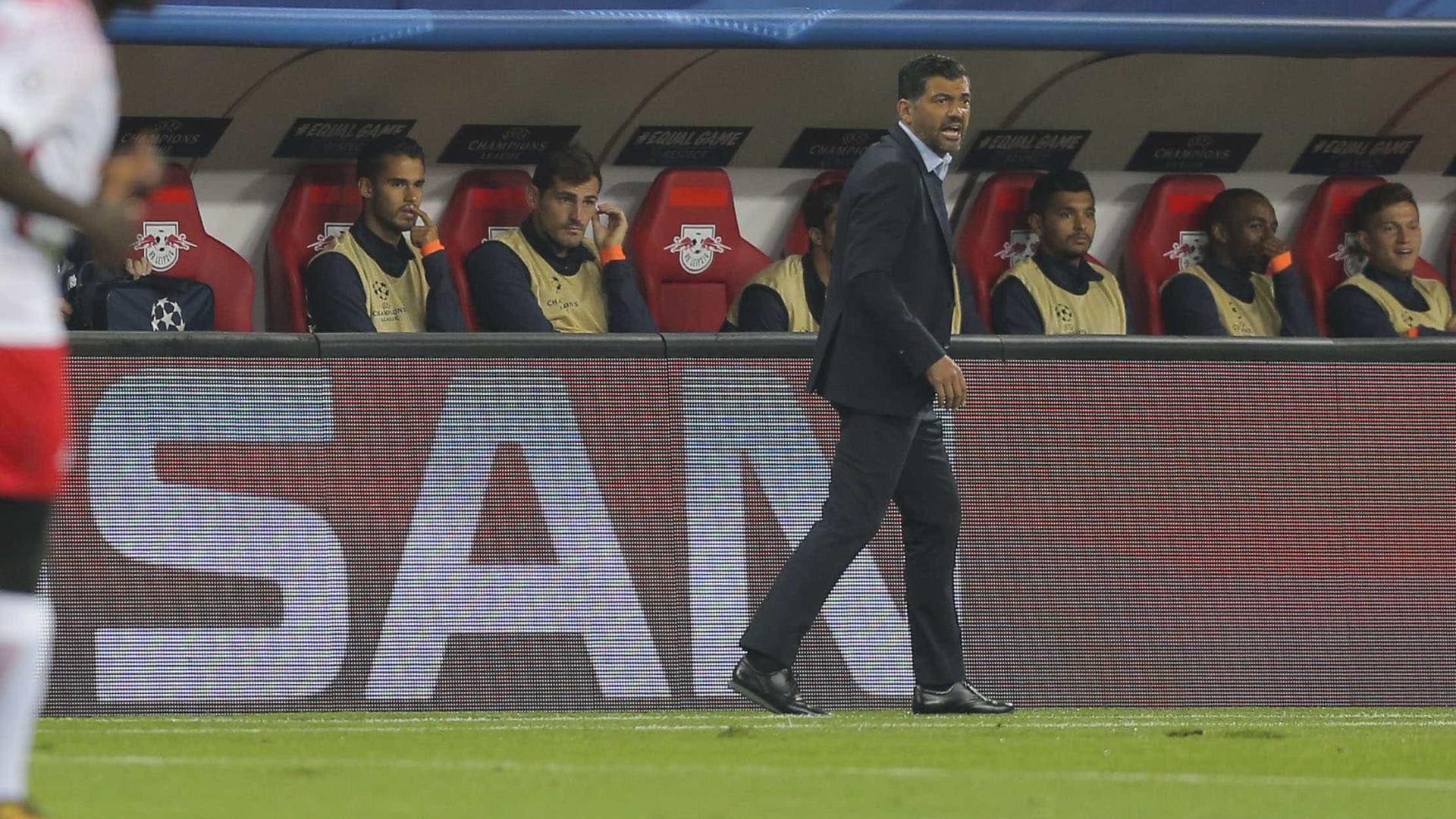 Sérgio Conceição sobre Casillas: