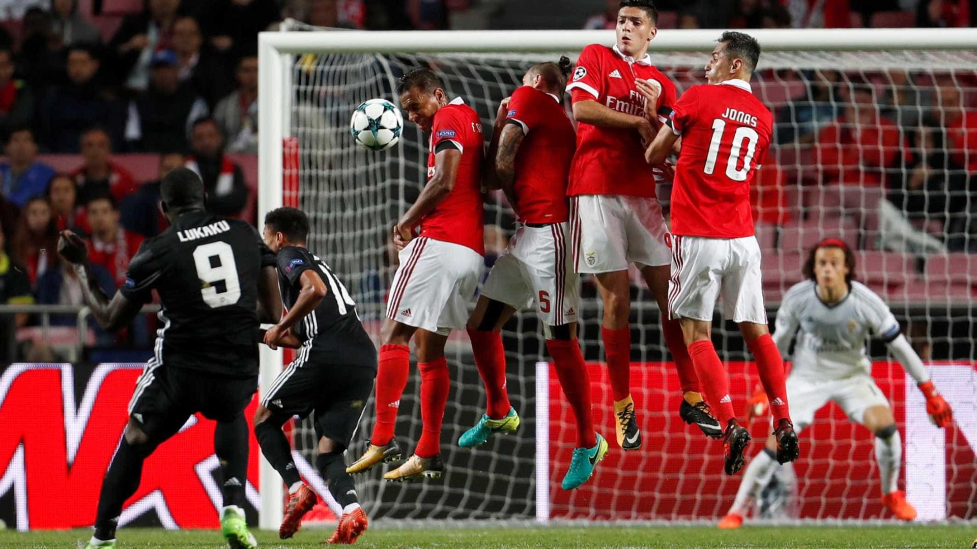 Benfica e FC Porto em queda no ranking da UEFA