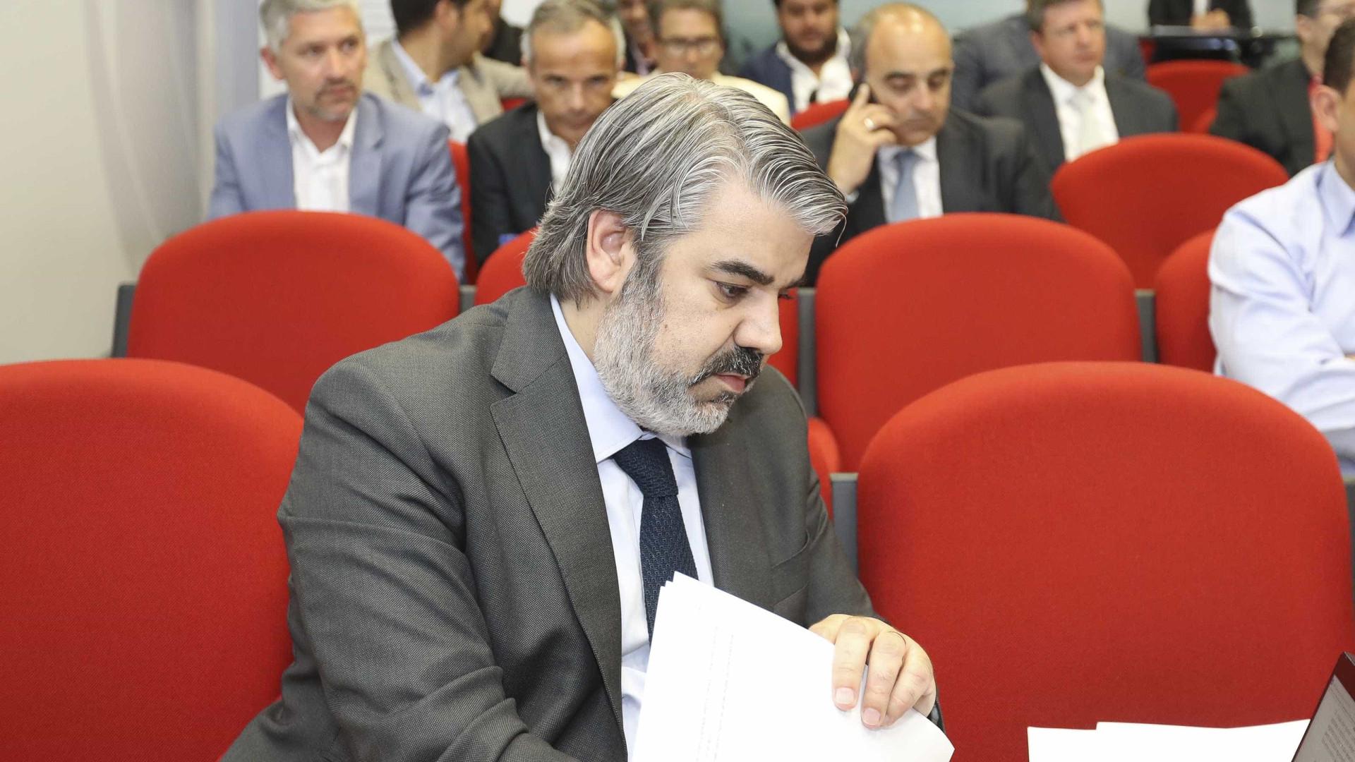 Advogado do Benfica reage às buscas: