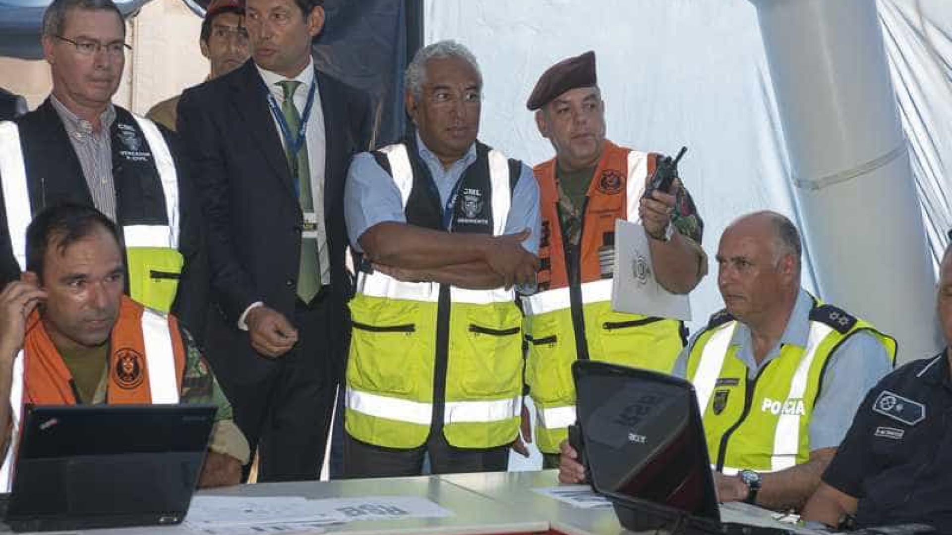 Presidente da Autoridade Nacional de Proteção Civil demitiu-se