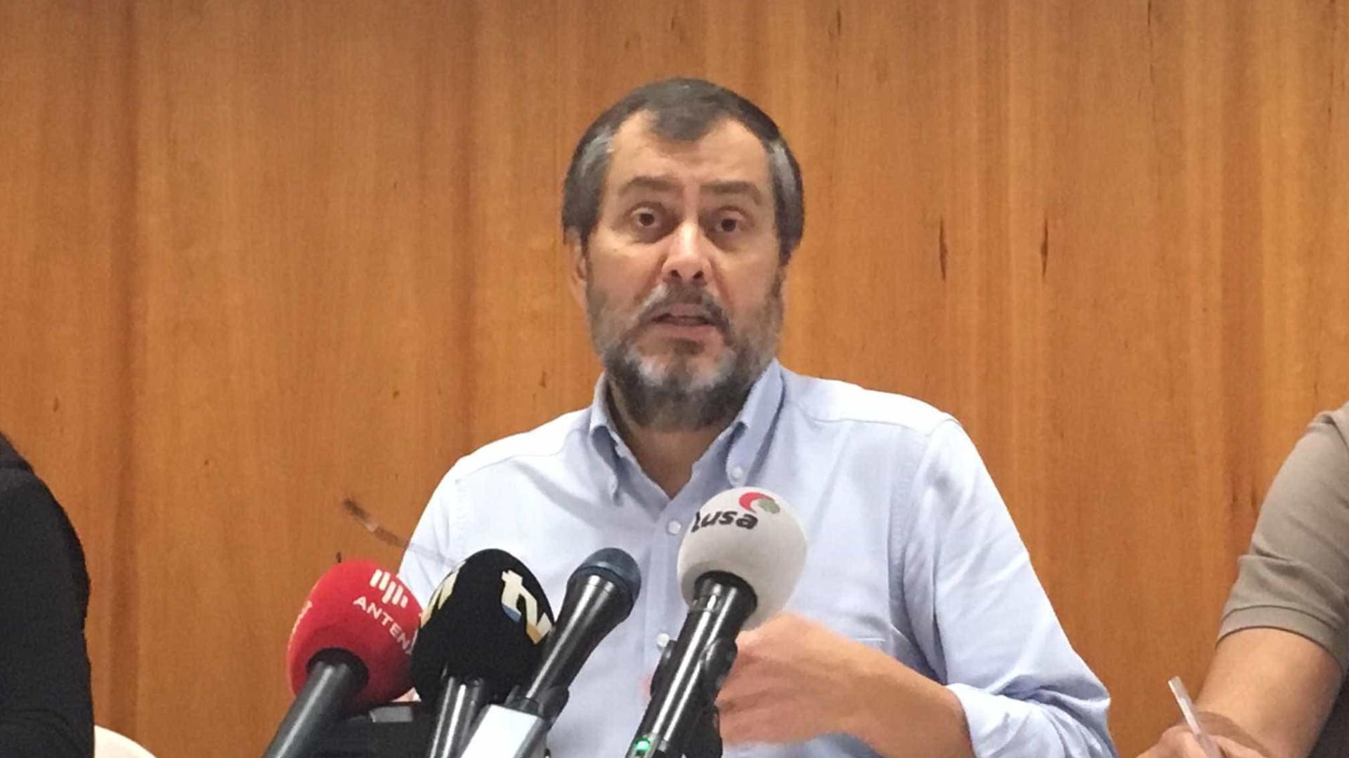 """Mário Nogueira pede que Costa seja """"rigoroso"""" e """"politicamente sério"""""""