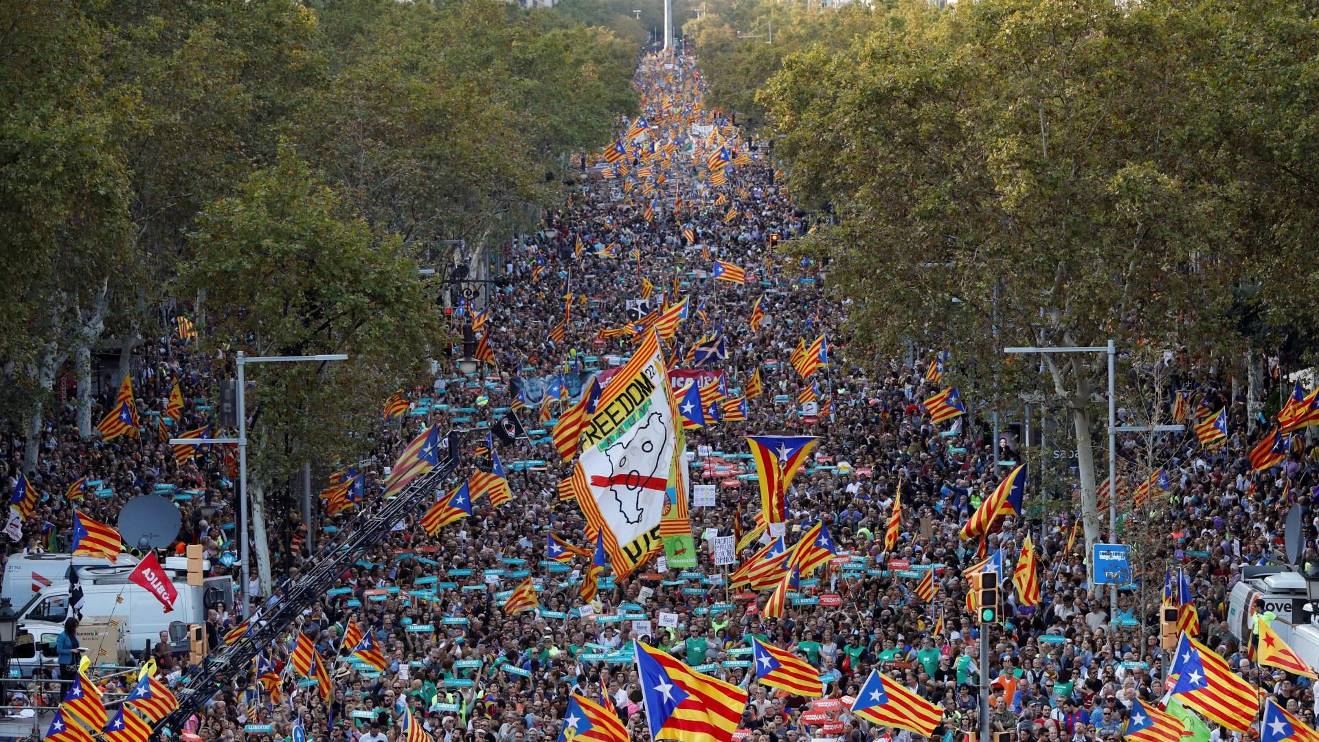 """Madrid foi implacável. Segue-se a resposta ao """"pior ataque desde Franco"""""""