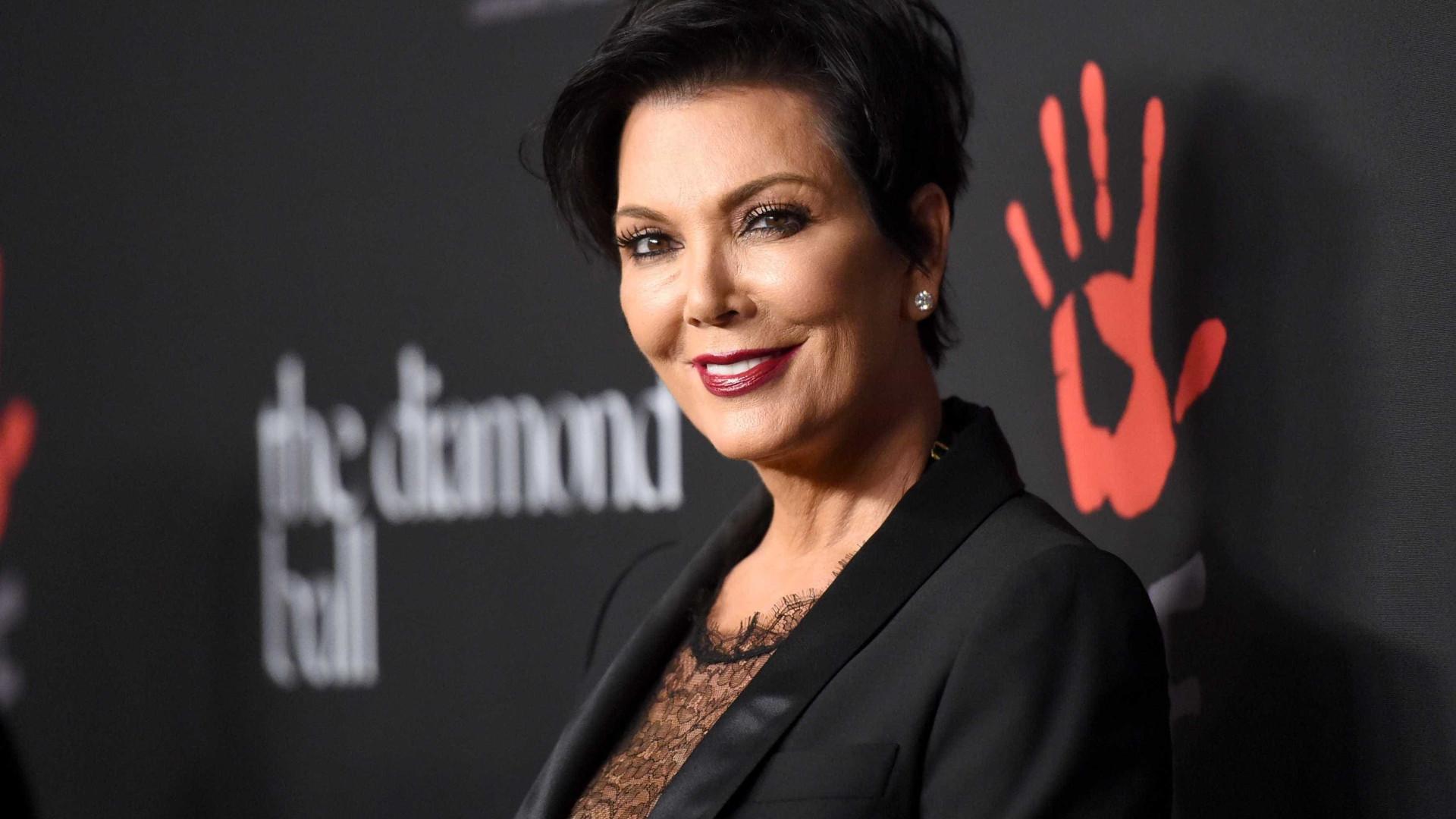 Kris Jenner está a ser perseguida por uma mulher