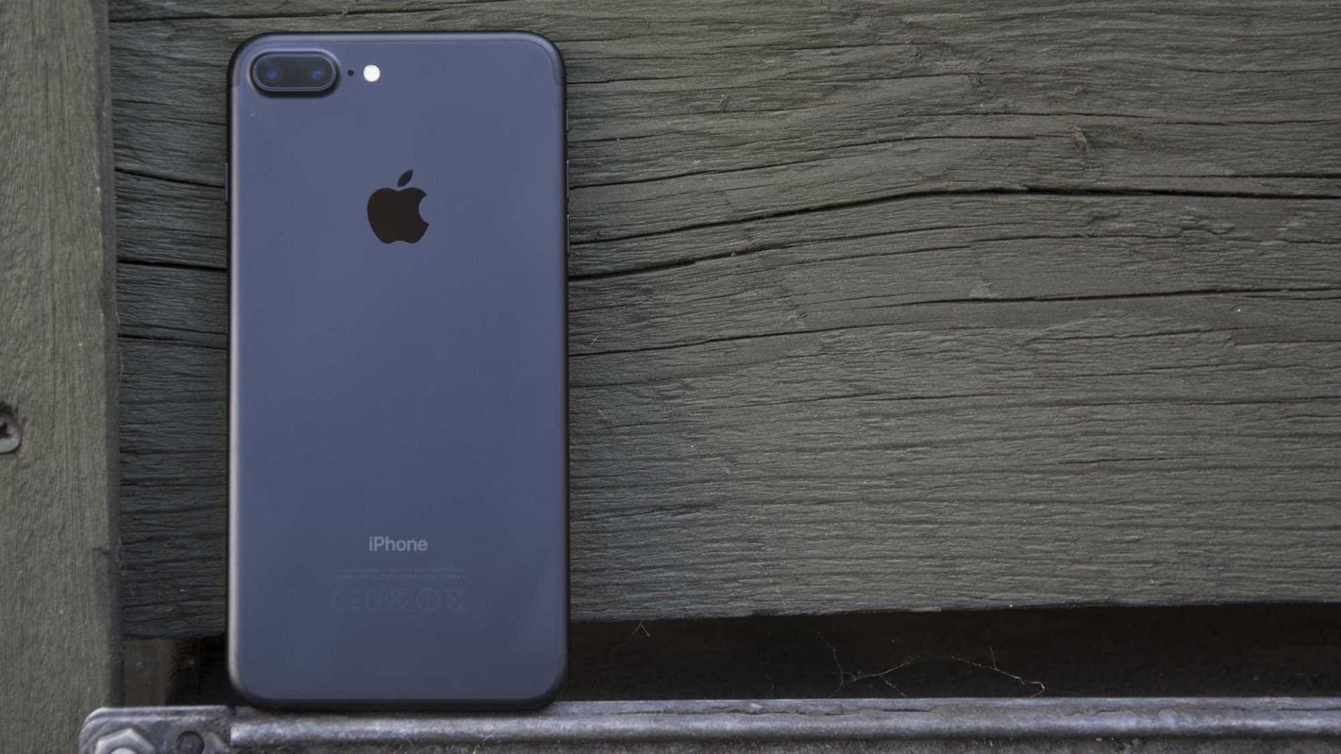 O iPhone 7 Plus foi o segundo smartphone mais vendido na China em 2017