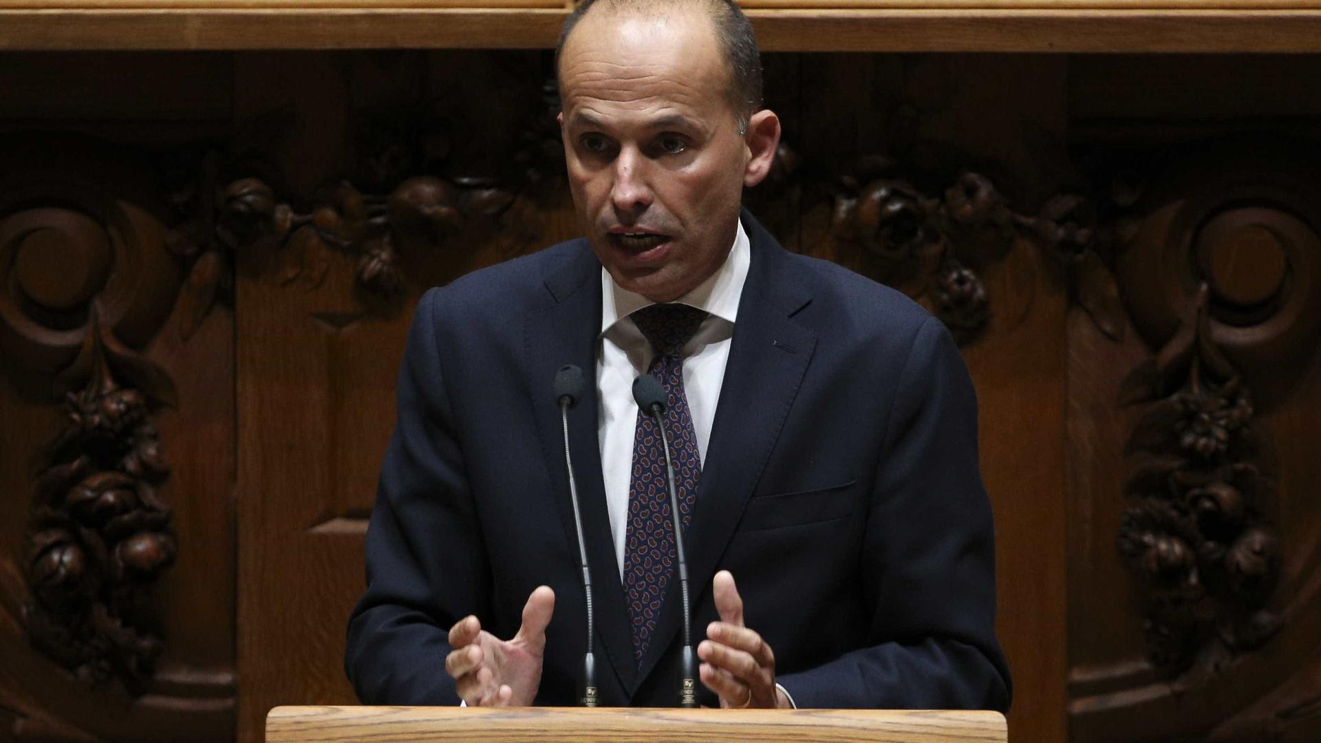 CDS desafia Governo a explicar execução de fundos mais baixa que em 2014