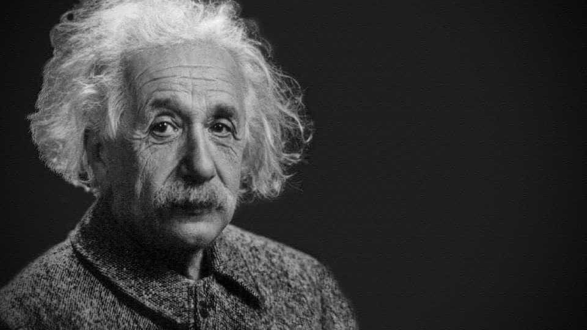 Apontamentos revelam posições racistas de Einstein