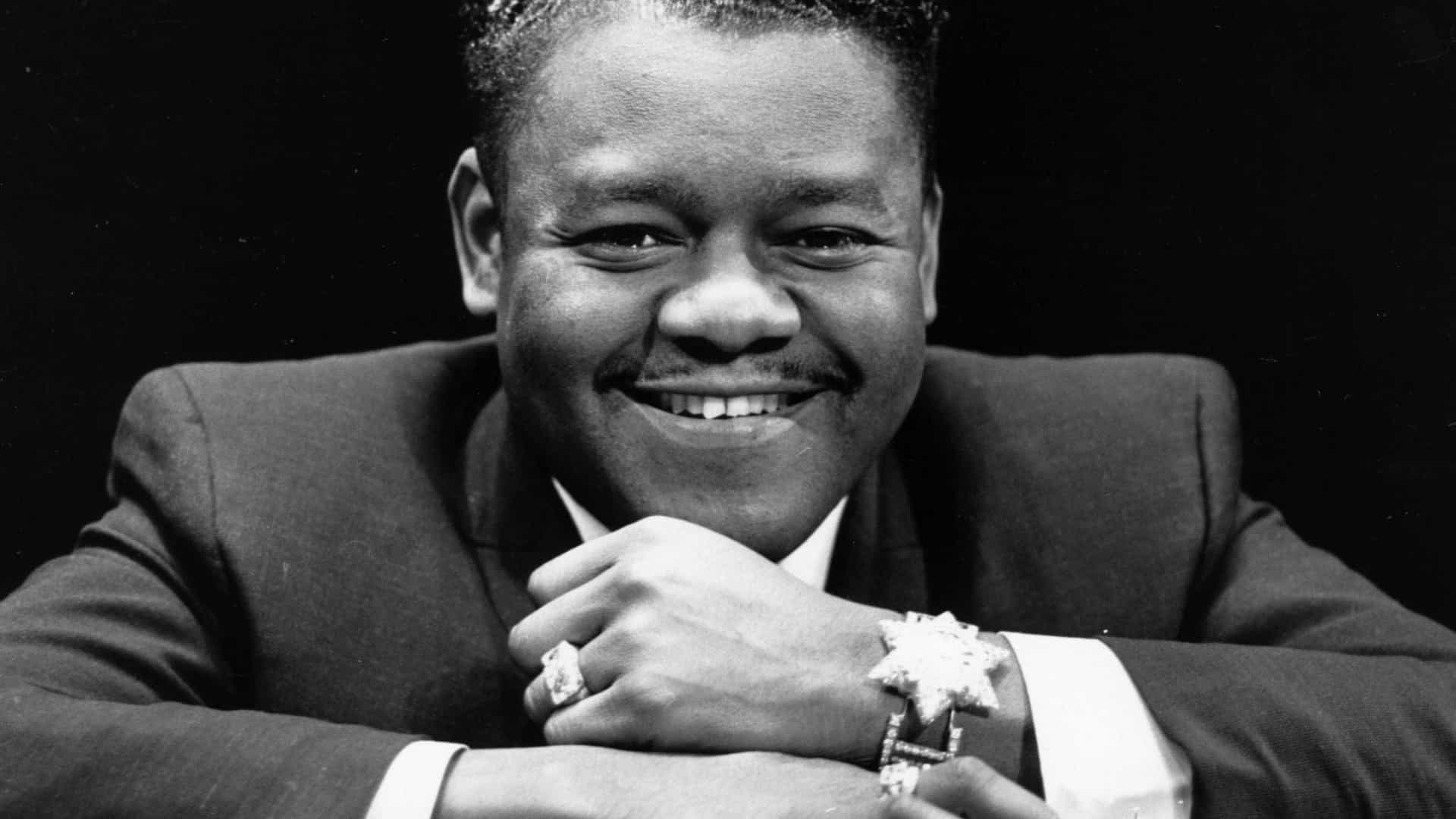 Morre a lenda do rock and roll, Fats Domino