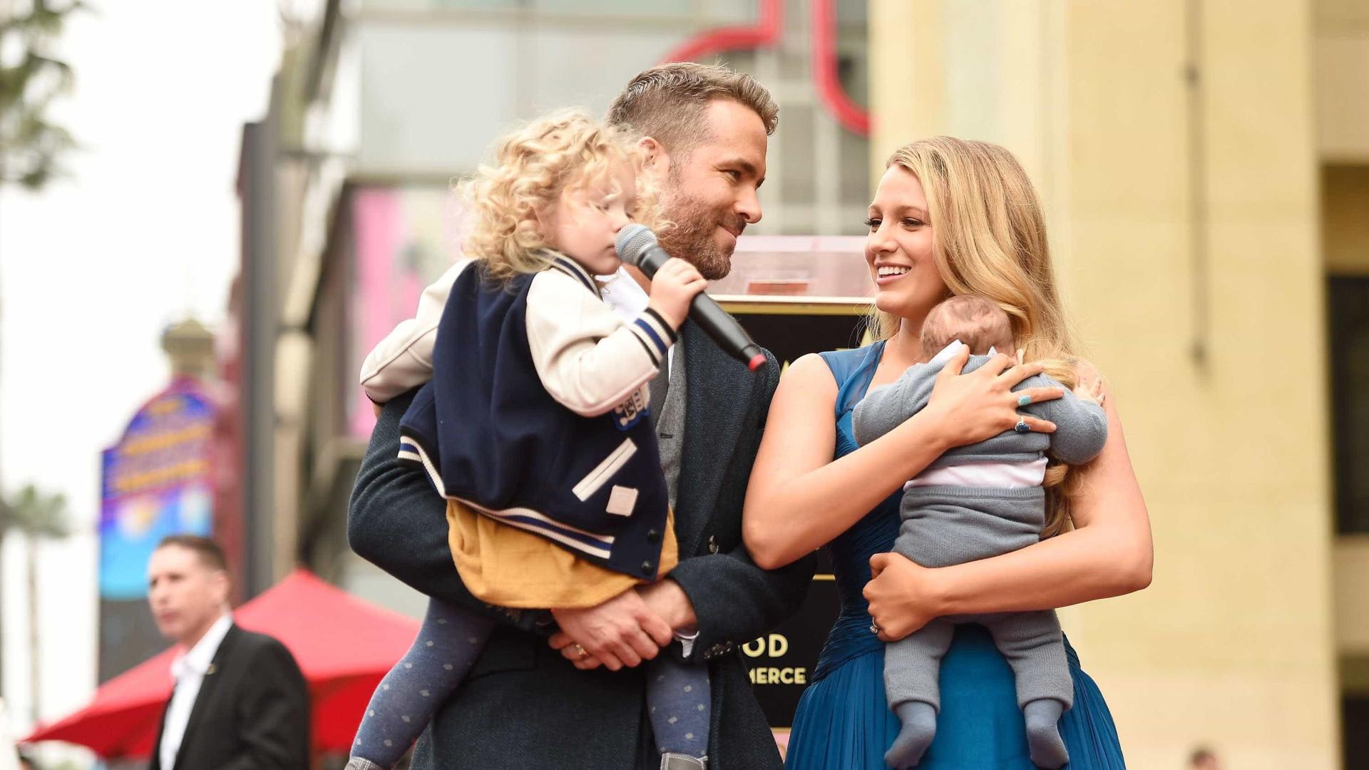 Ryan Reynolds revela 'segredo' para casamento apaixonado com Blake Lively