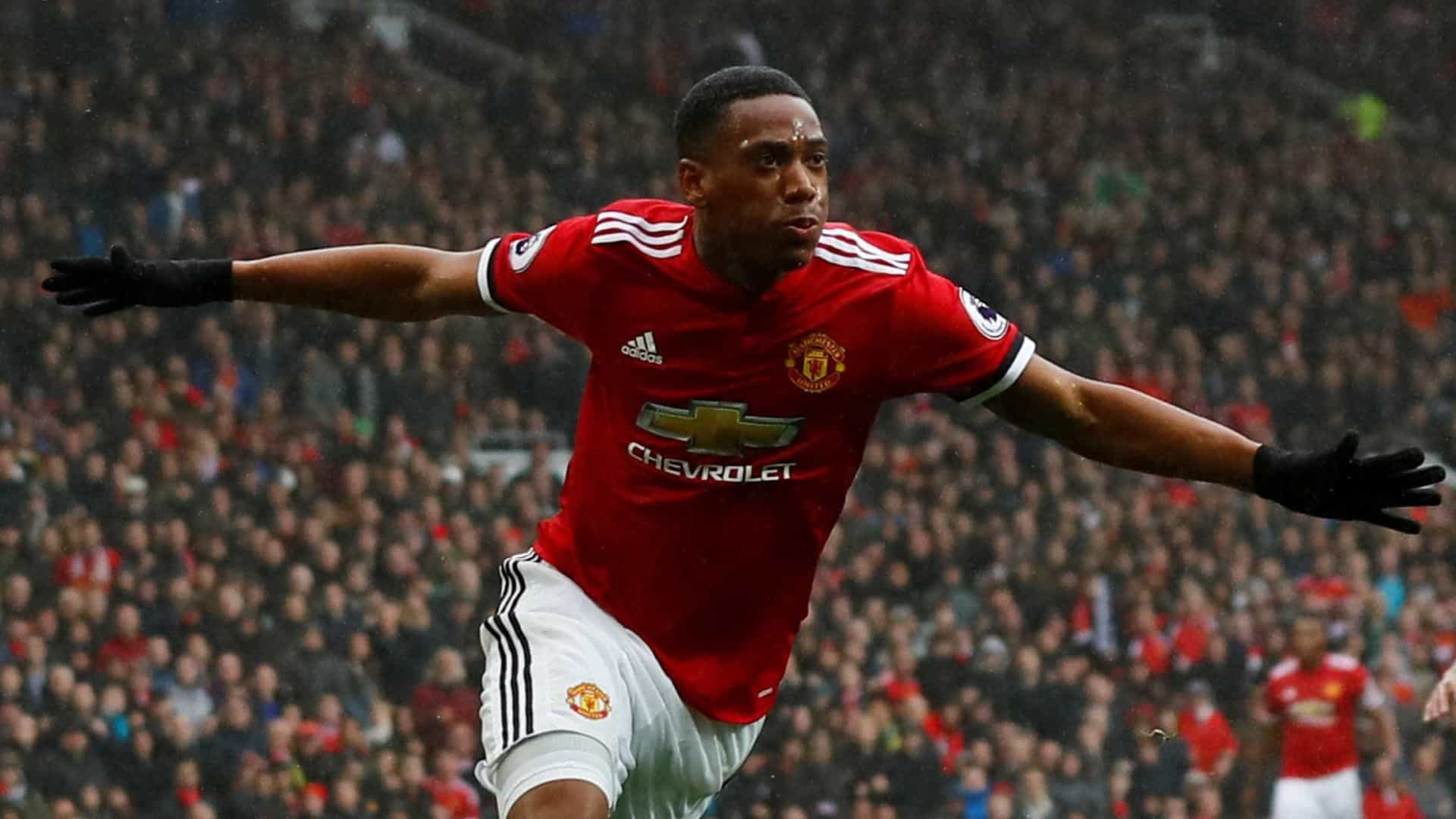 Empresário aponta Anthony Martial à porta de saída do M. United