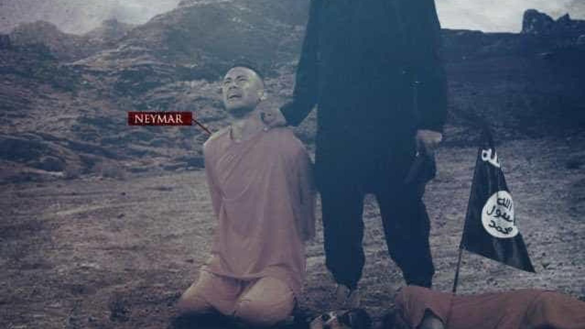 Estado Islâmico volta à carga: outra vez Messi, mas também Neymar