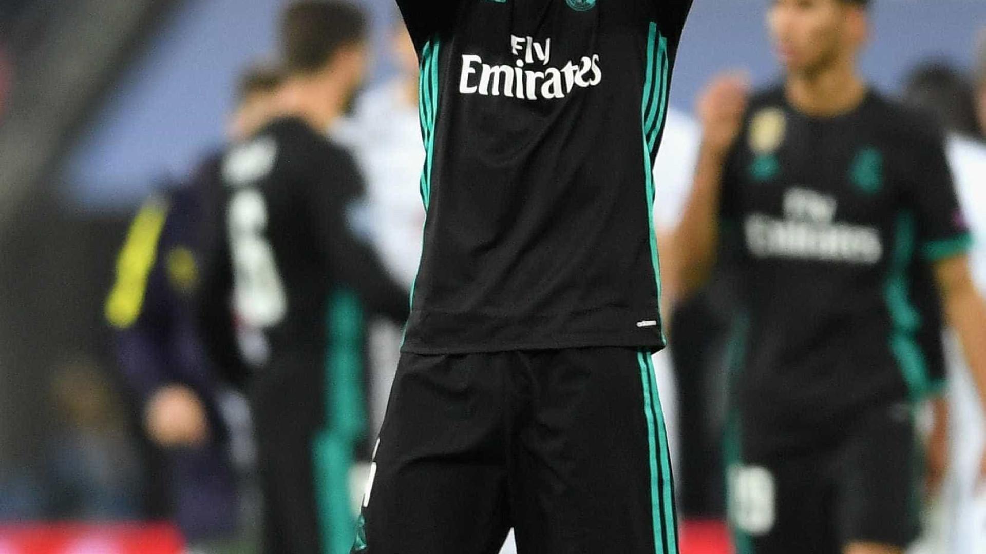 """""""Não se pode dar o Real Madrid como morto"""""""