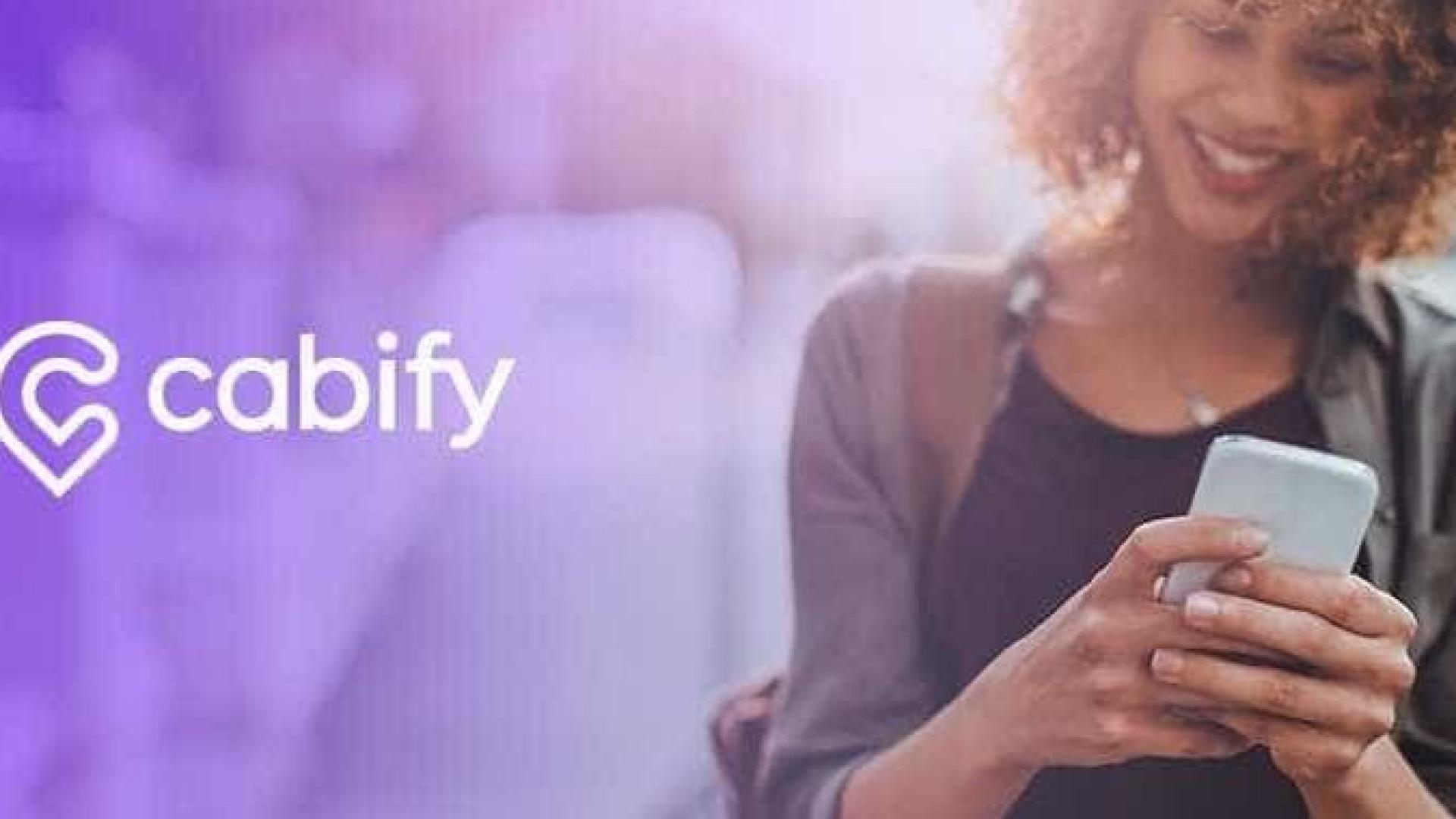 """Cabify encara com """"pesar""""  adiamento da lei das plataformas de transporte"""