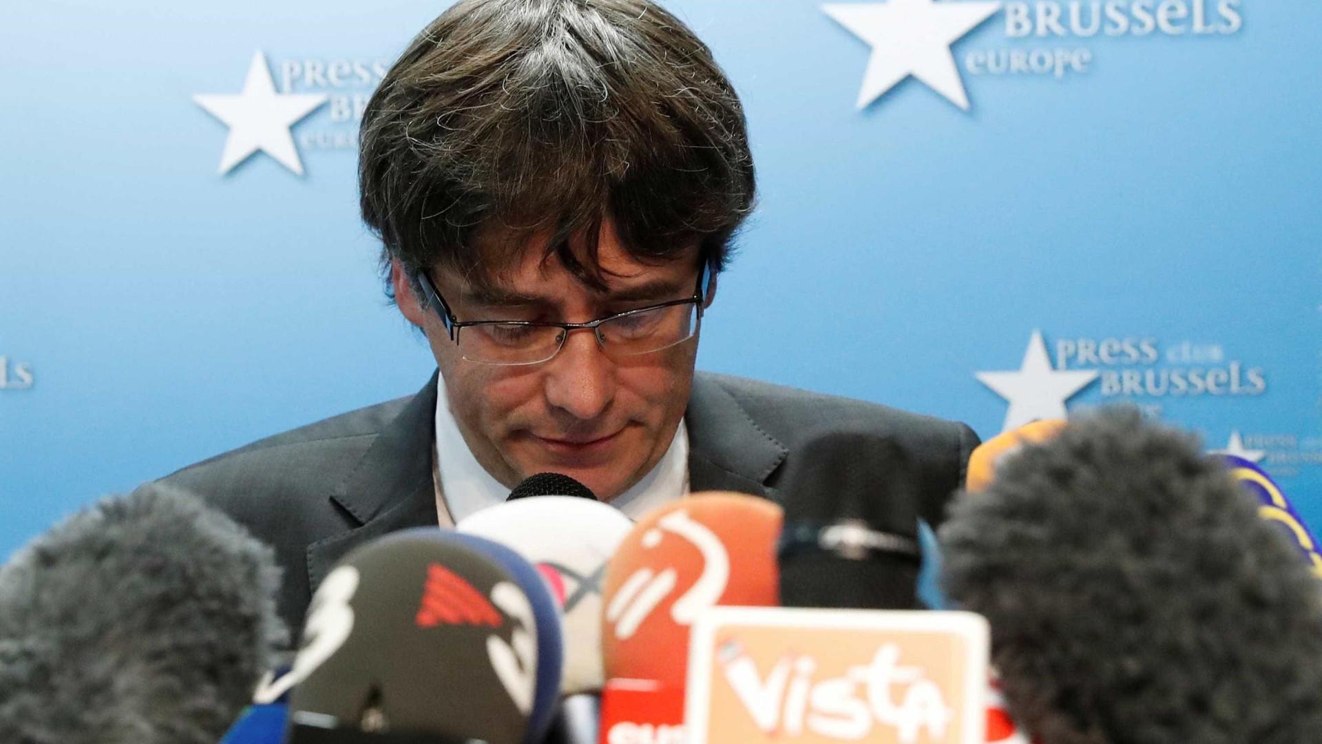 Ministério Público pede prisão para membros do Governo catalão