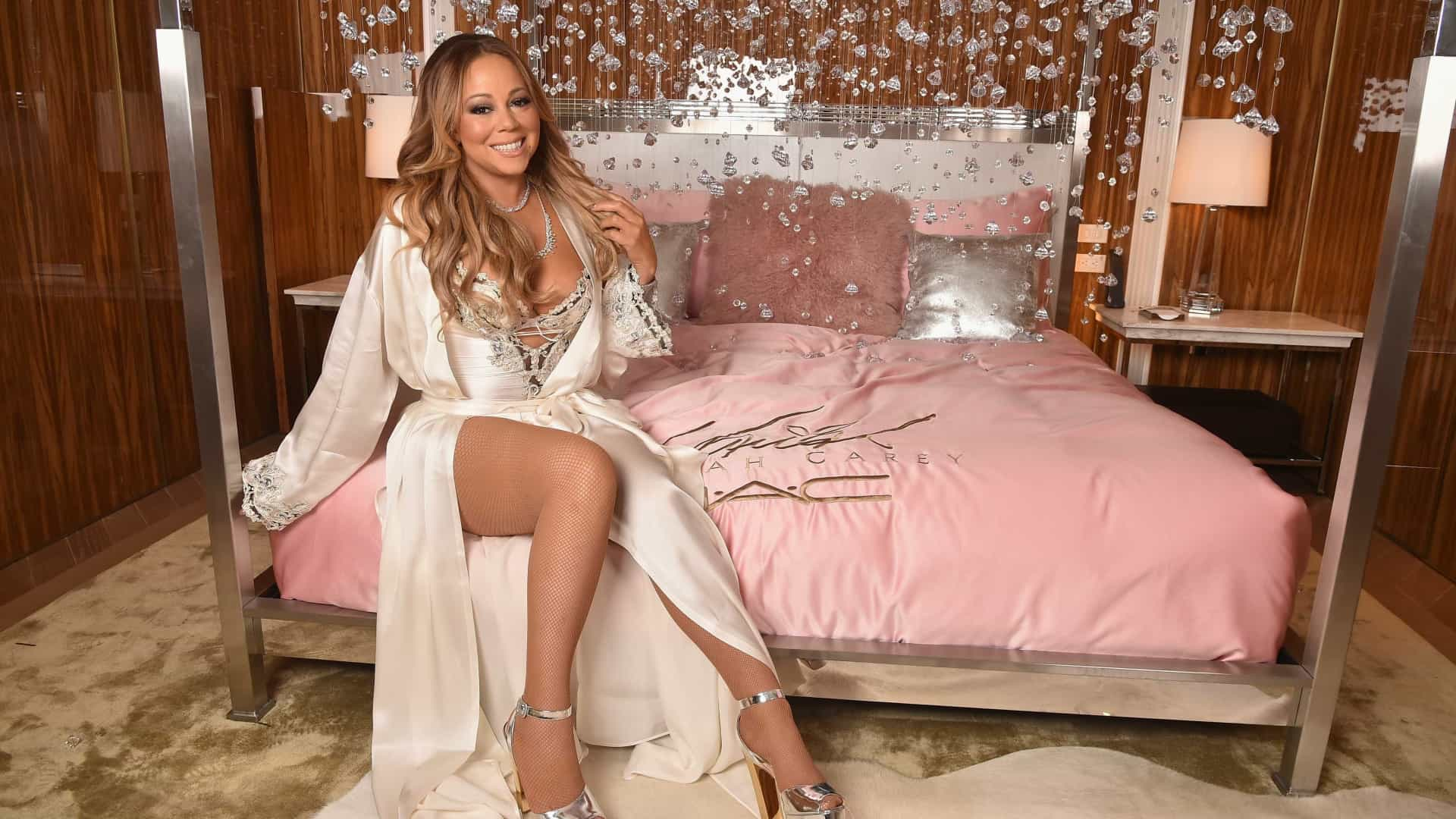O segredo da felicidade de Mariah Carey é de graça e (muito) simples