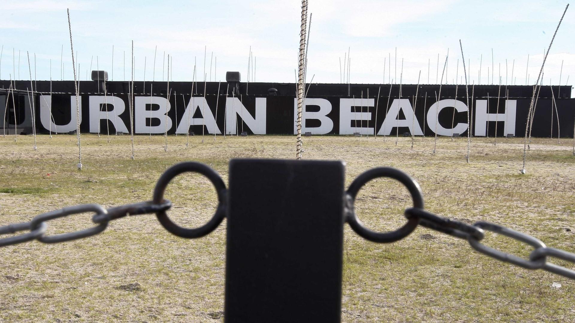 Tribunal rejeita providência cautelar e mantém Urban Beach encerrado