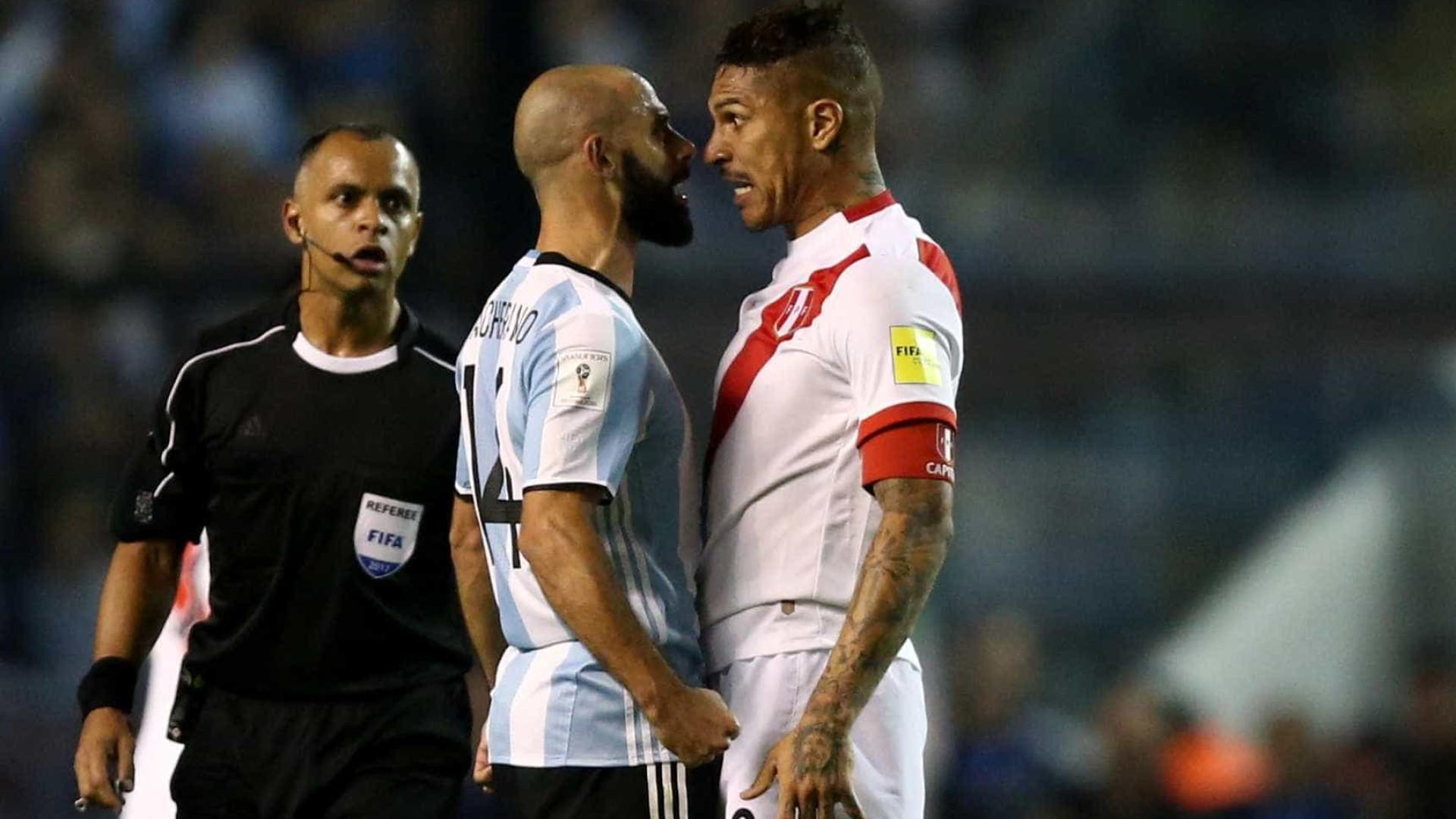 Guerrero é pego antidoping em jogos das Eliminatórias