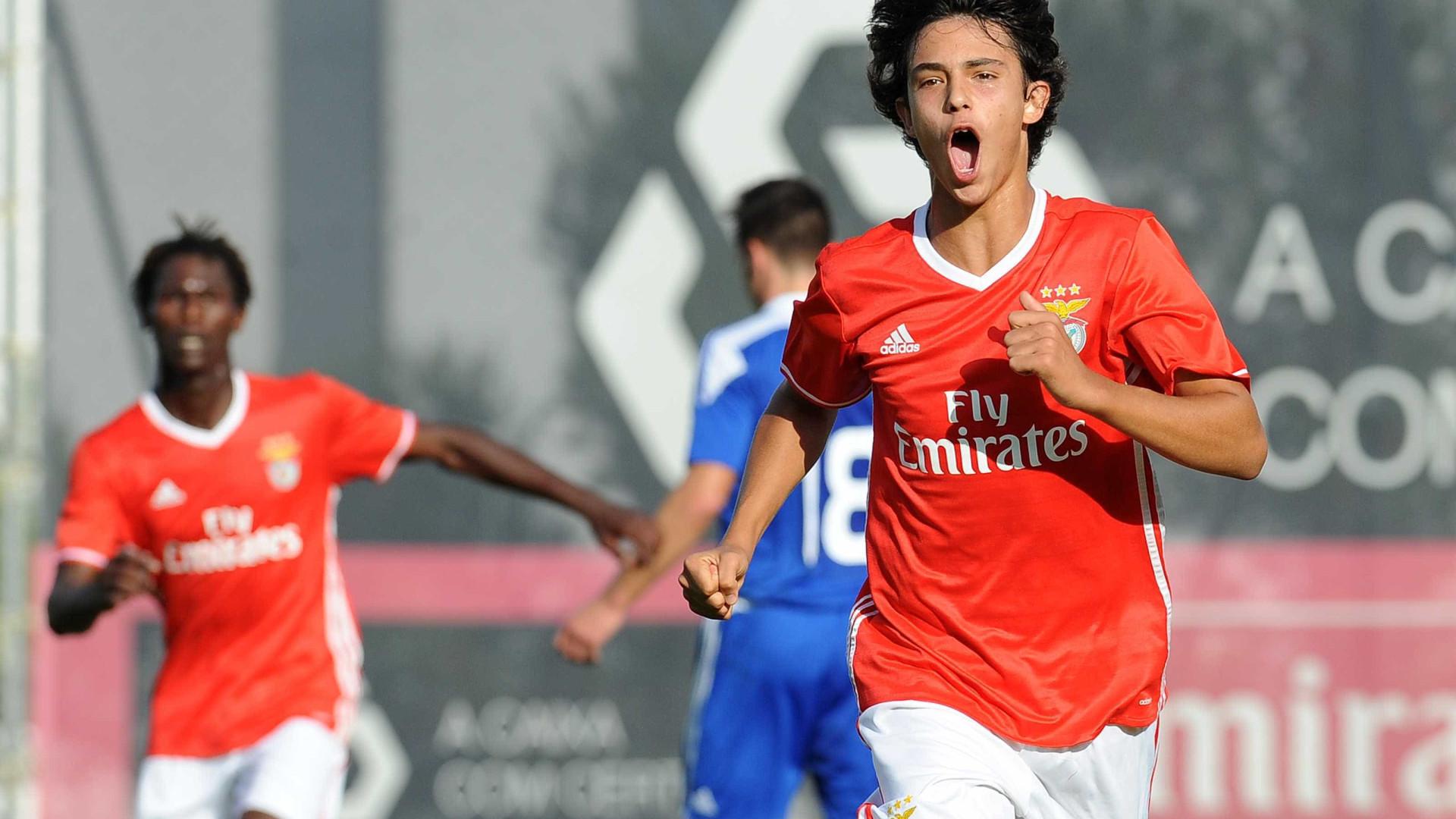Benfica e Félix negoceiam renovação com cláusula de rescisão milionária