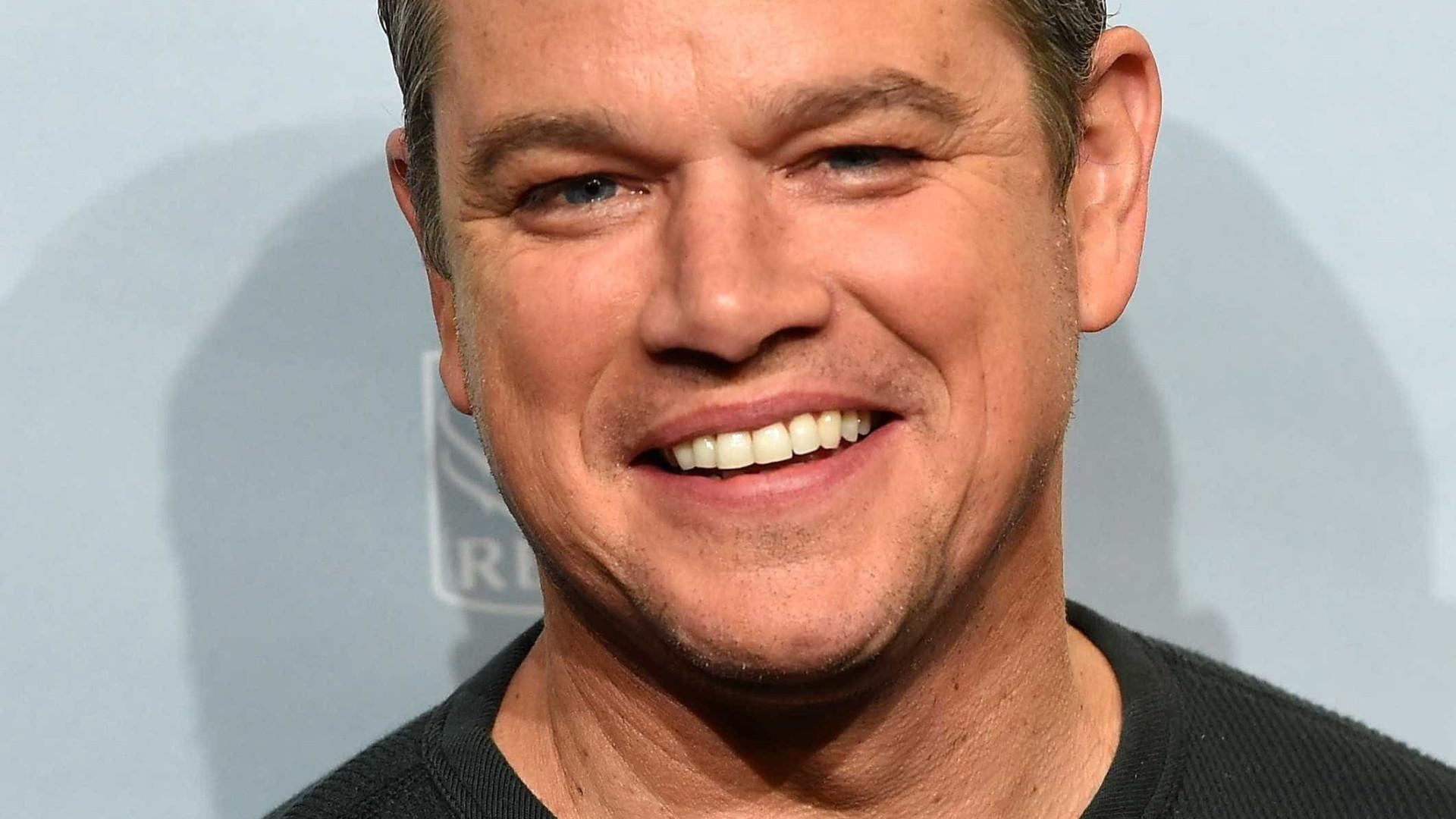 Matt Damon causa polémica ao falar de casos de abuso e assédio sexual