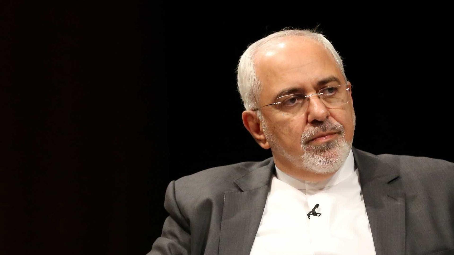 """Irão diz que decisão de Trump pode provocar """"uma nova intifada"""""""
