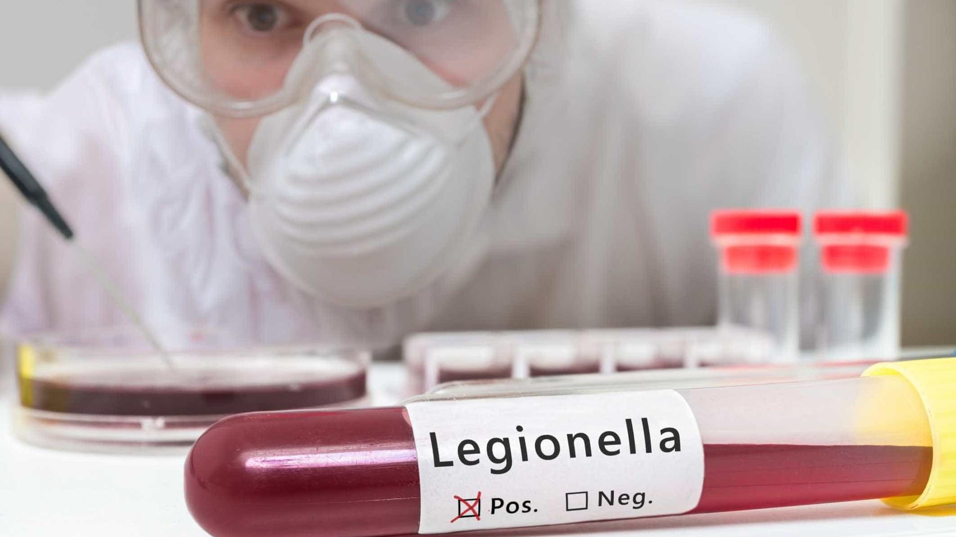 Número de infetados com Legionella volta a subir. São já 50 casos