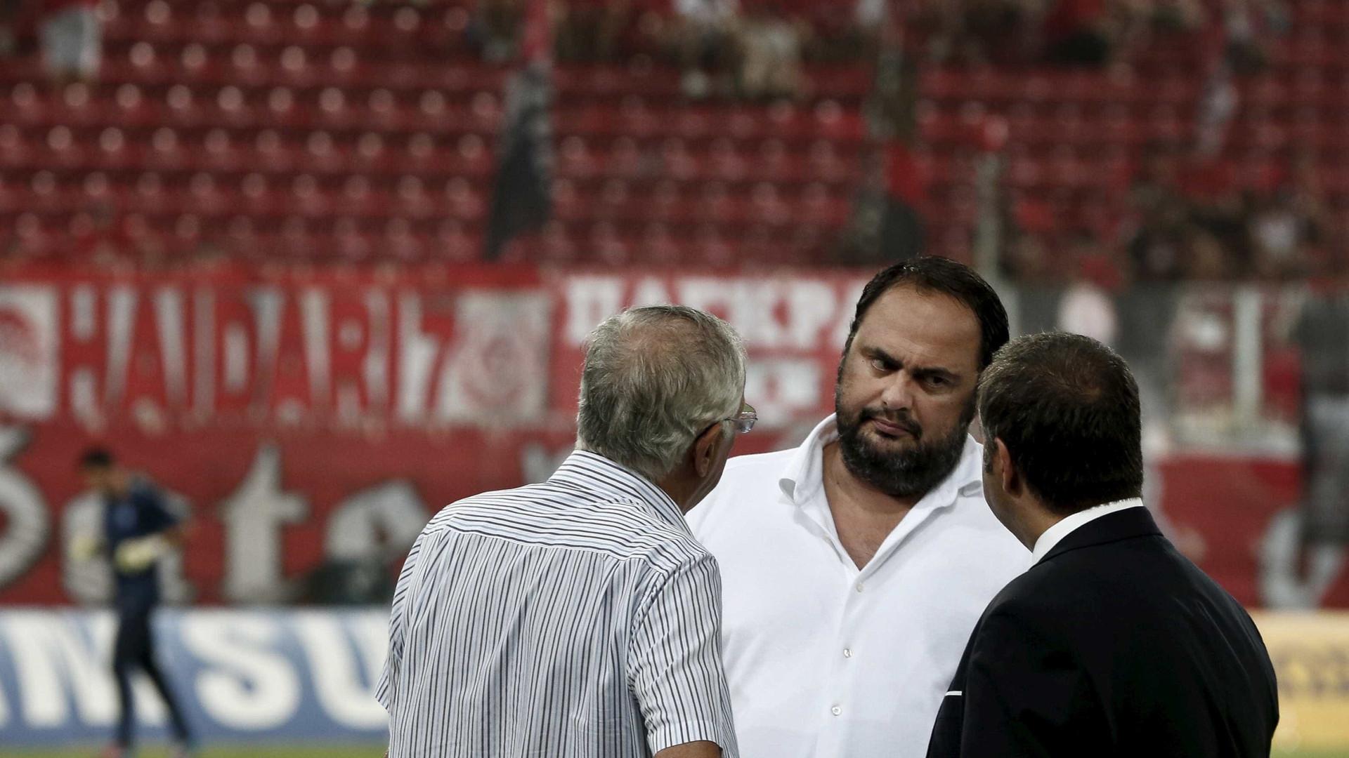 Sá Pinto envolvido no escândalo de corrupção na Grécia, diz-se