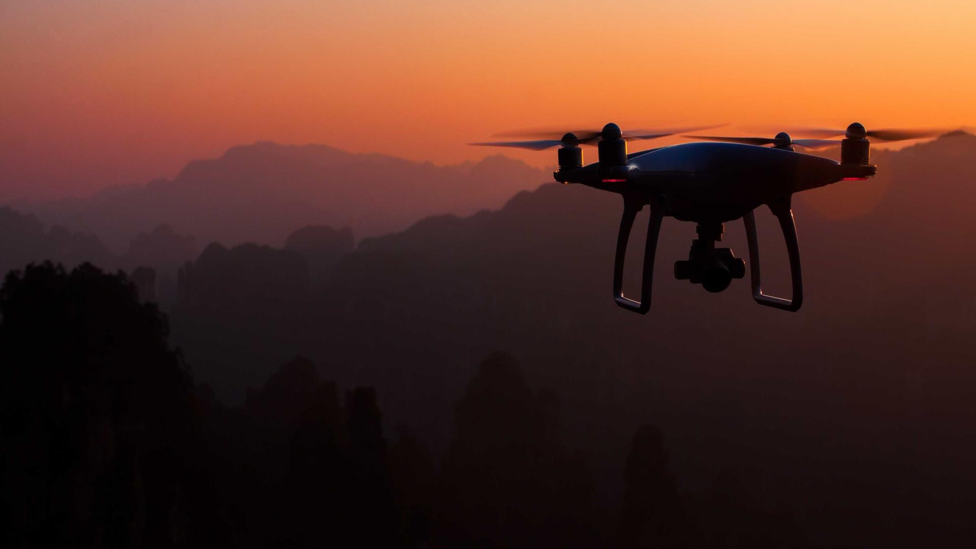 Portarias sobre registo e seguros de drones aprovadas até final do verão