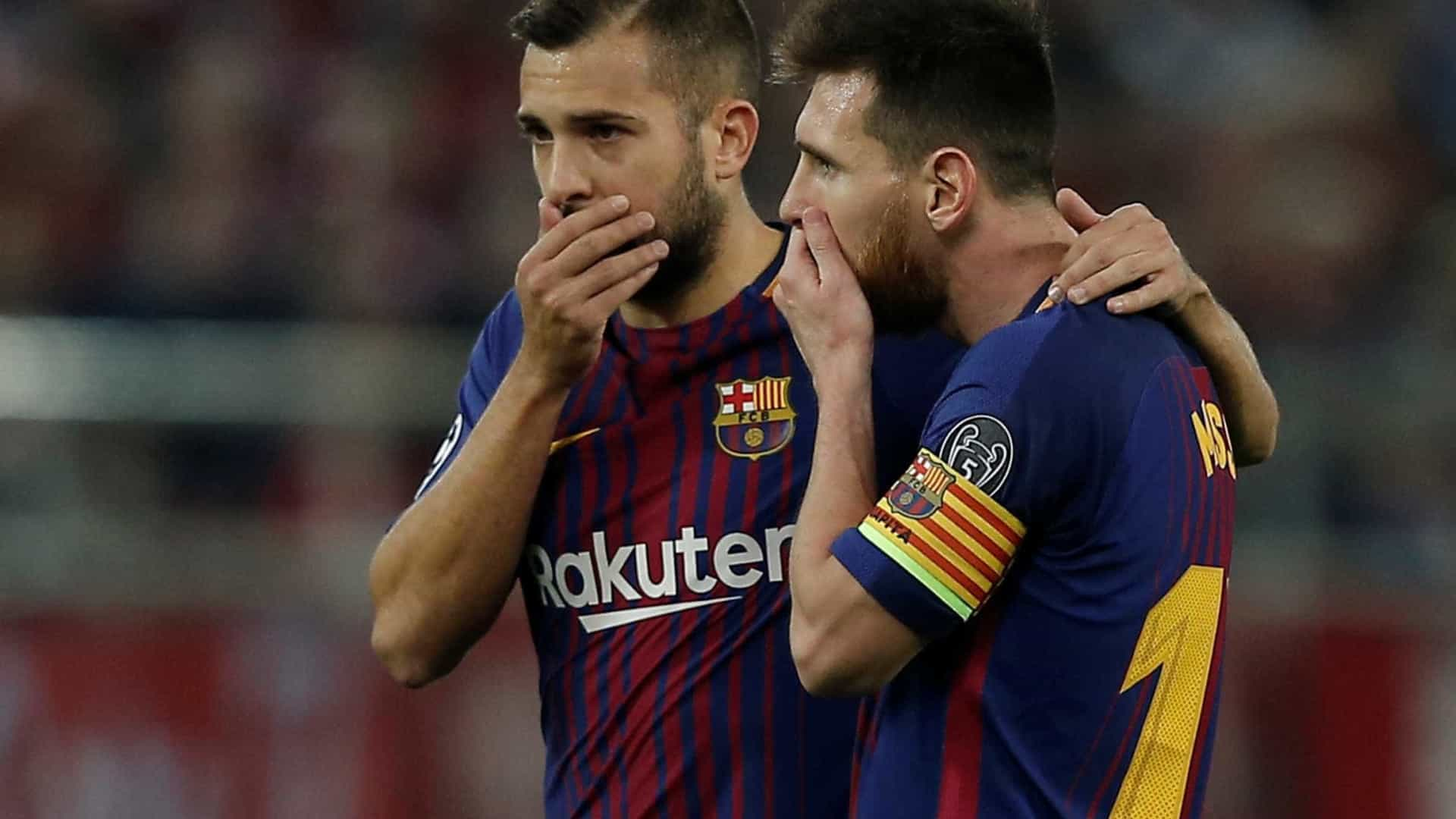 Lateral do Barcelona nega ter dito que 'joga melhor sem Neymar'