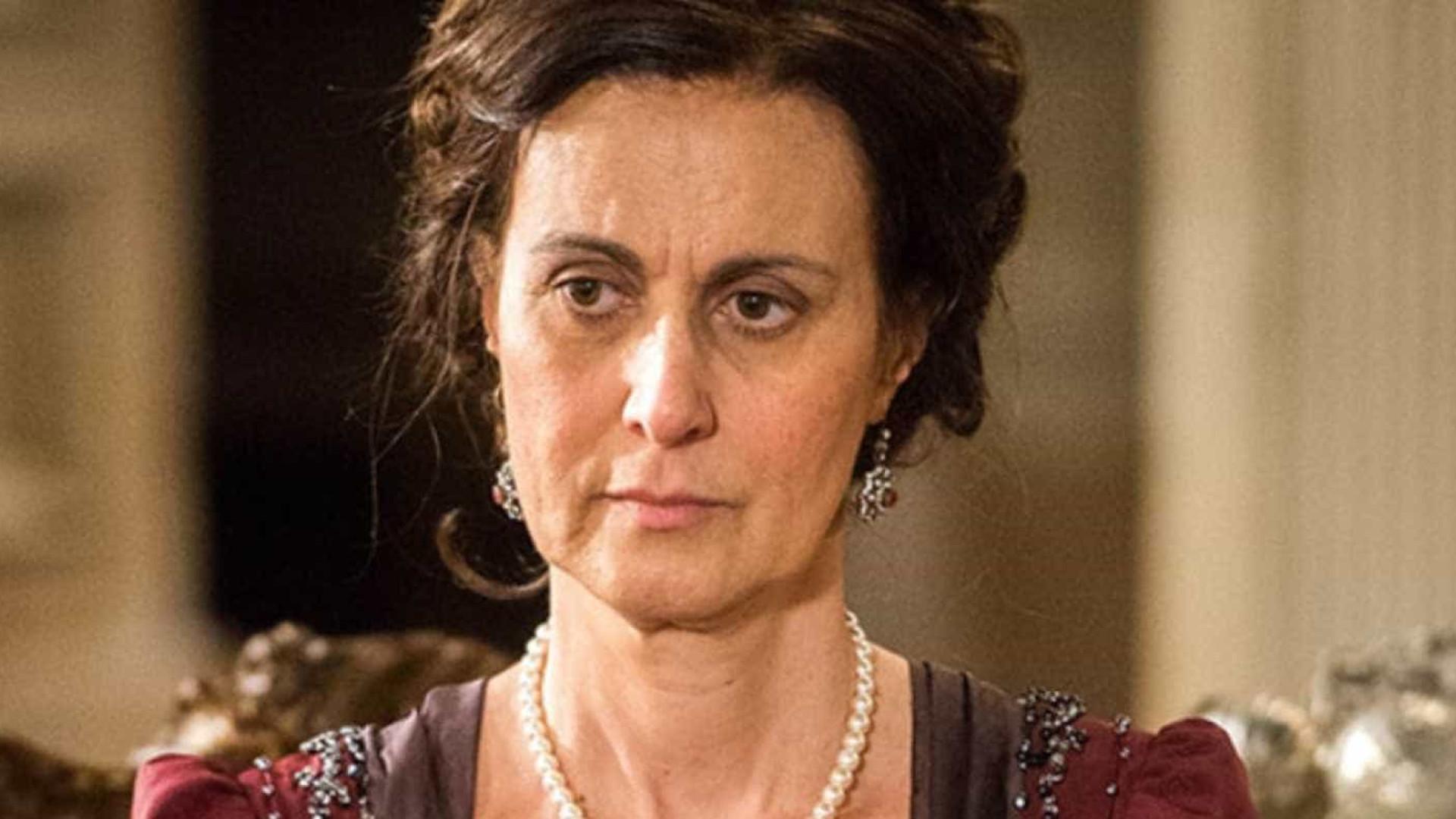 Aos 53 anos, morre a atriz Márcia Cabrita