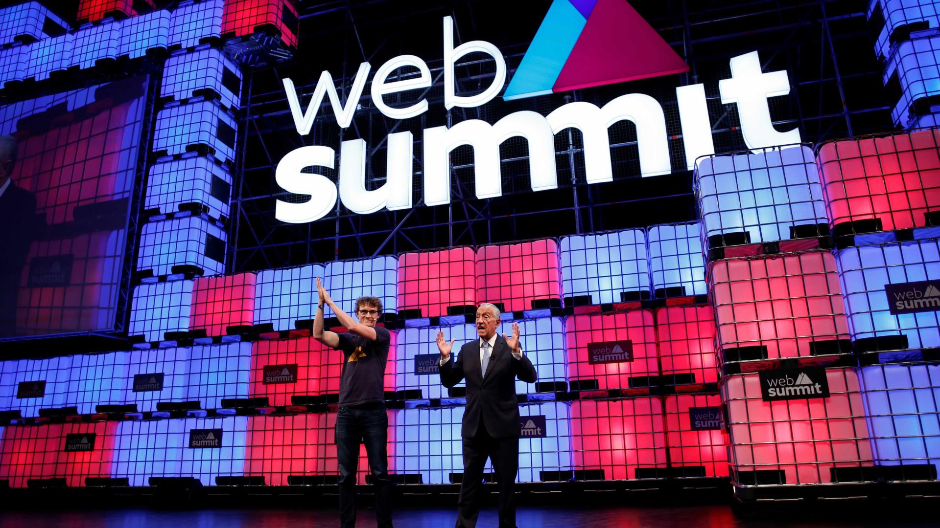 Jantar da Web Summit no Panteão é