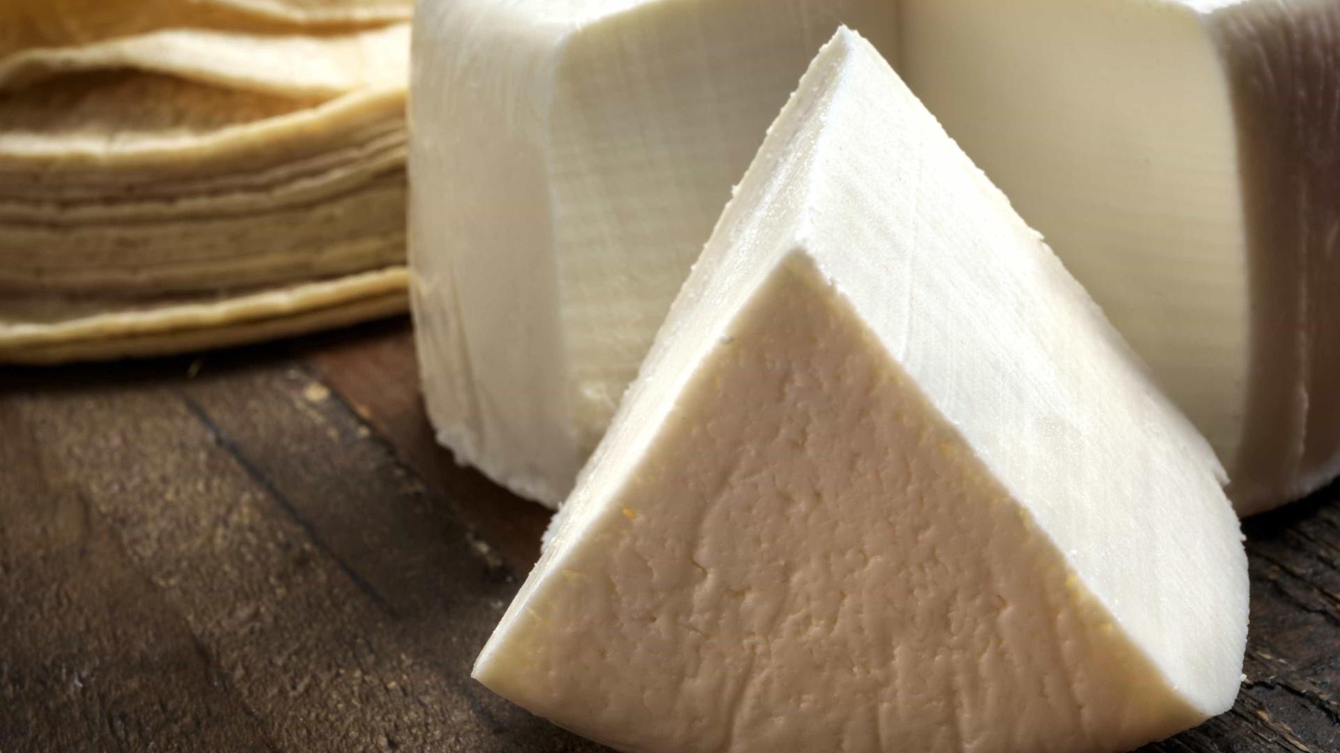 ASAE apreendeu cerca de uma tonelada de queijo fresco