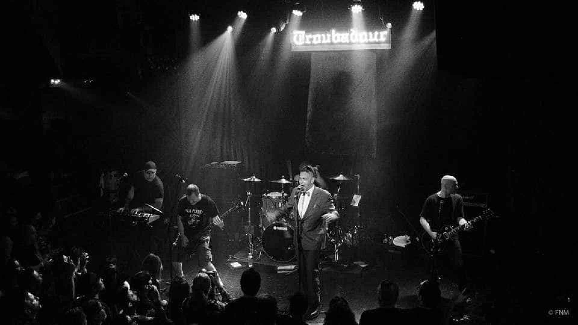 Morreu Chuck Mosley, primeiro vocalista dos Faith No More
