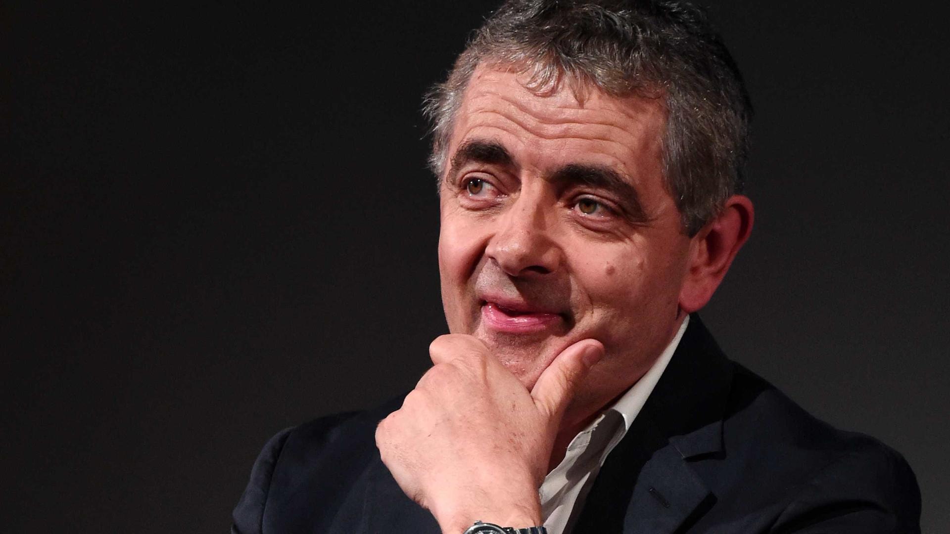 Rowan Atkinson, ator de 'Mr Bean', vai ser pai pela terceira vez