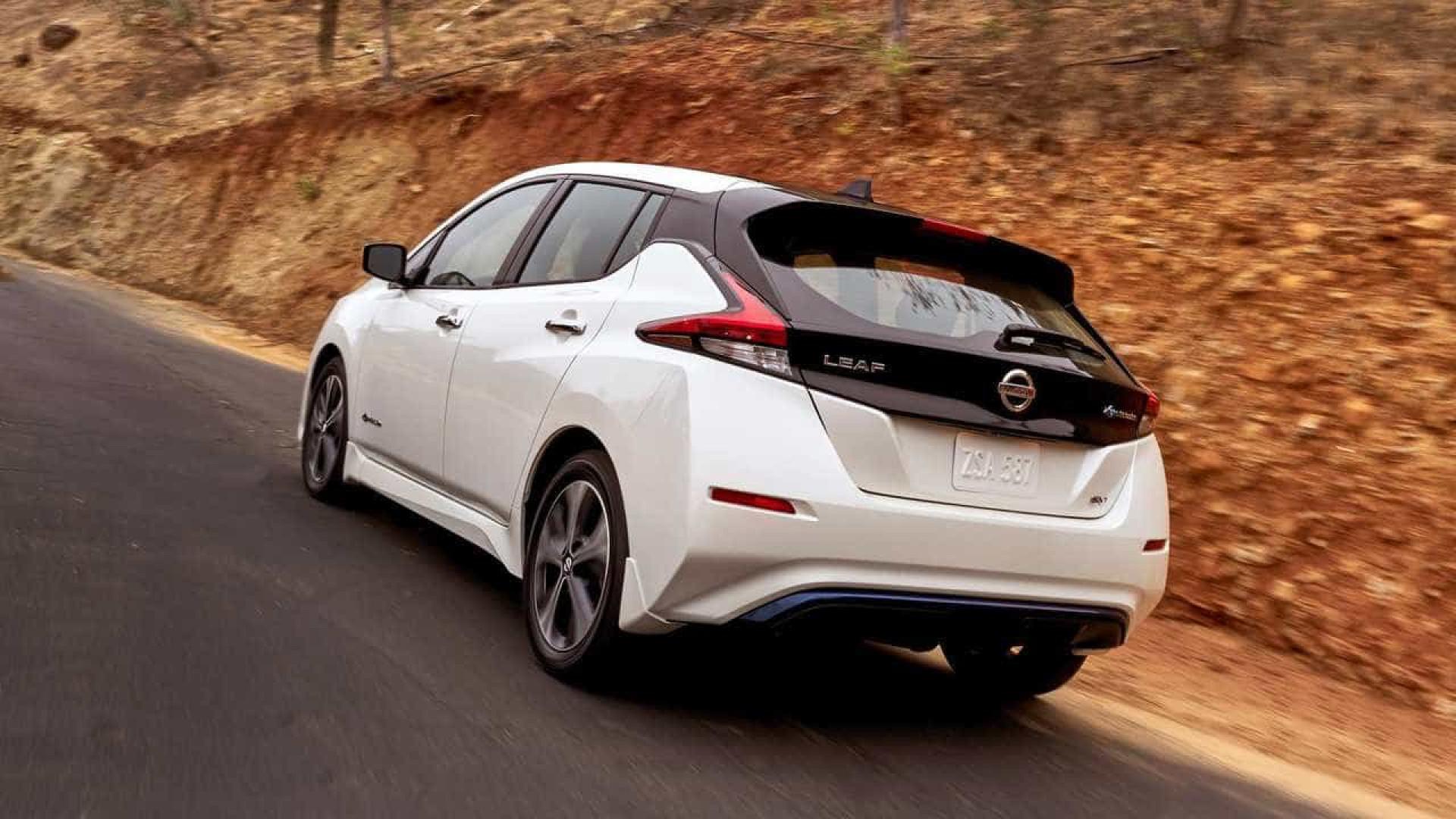 Os números de encomendas do Nissan Leaf II vão deixá-lo de boca aberta