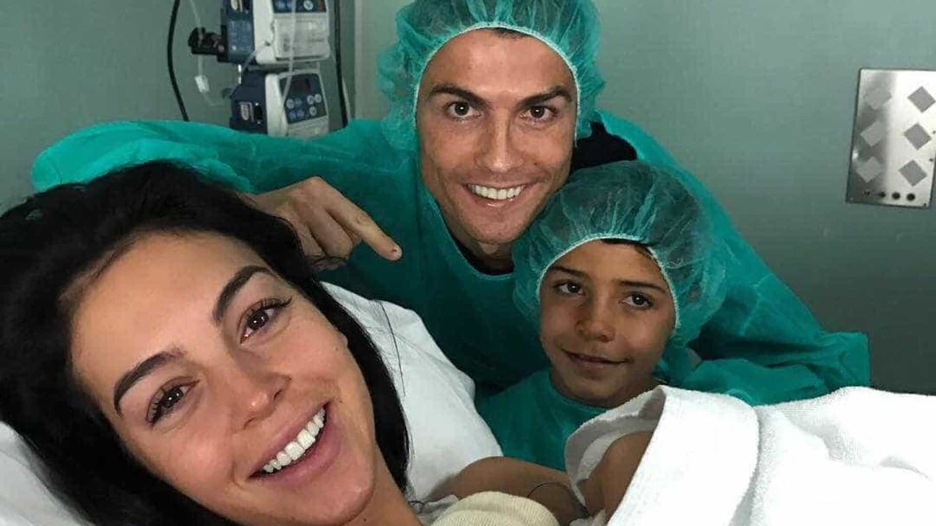 Curiosidades sobre a unidade hospitalar onde nasceu a filha de Ronaldo