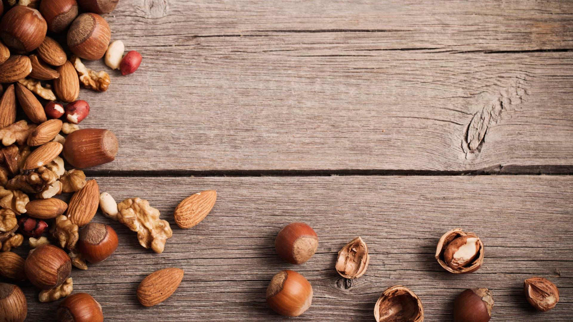 A quantidade ideal de frutos secos para ter um coração mais saudável