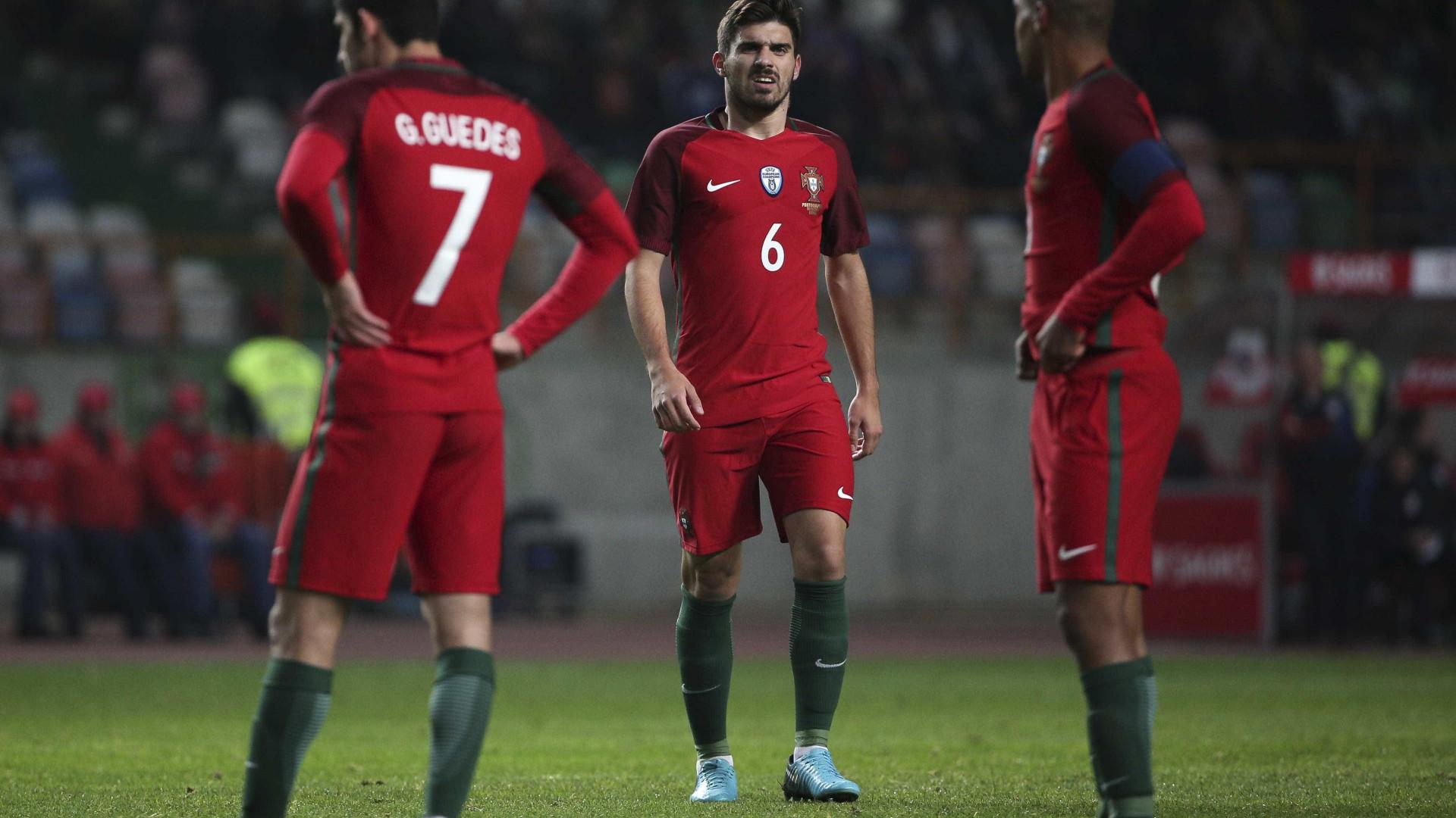 Portugal-EUA: Três estreias e as notas positivas e negativas da seleção