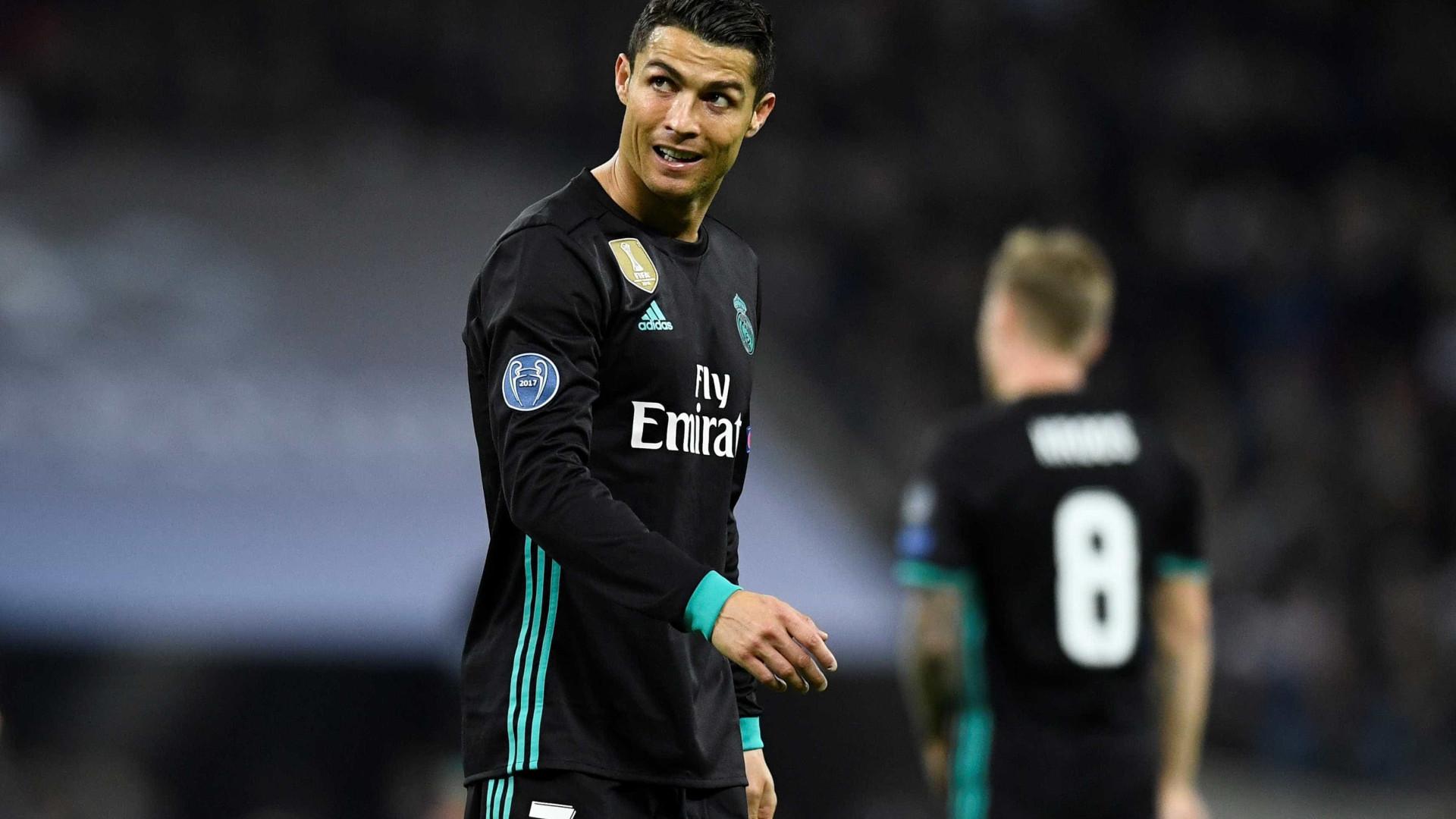 Eis as razões pelas quais Ronaldo quer deixar o Real Madrid