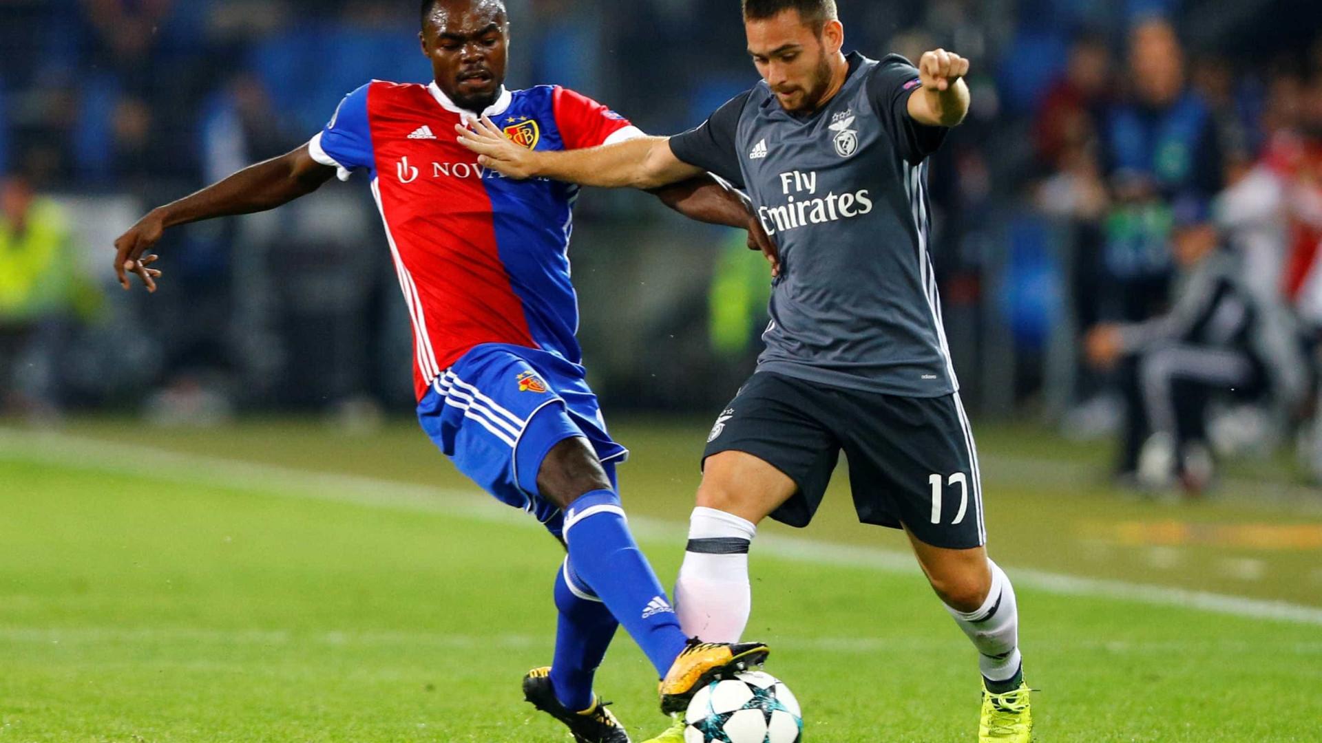 Sem espaço no Benfica, Zivkovic pode rumar a Espanha