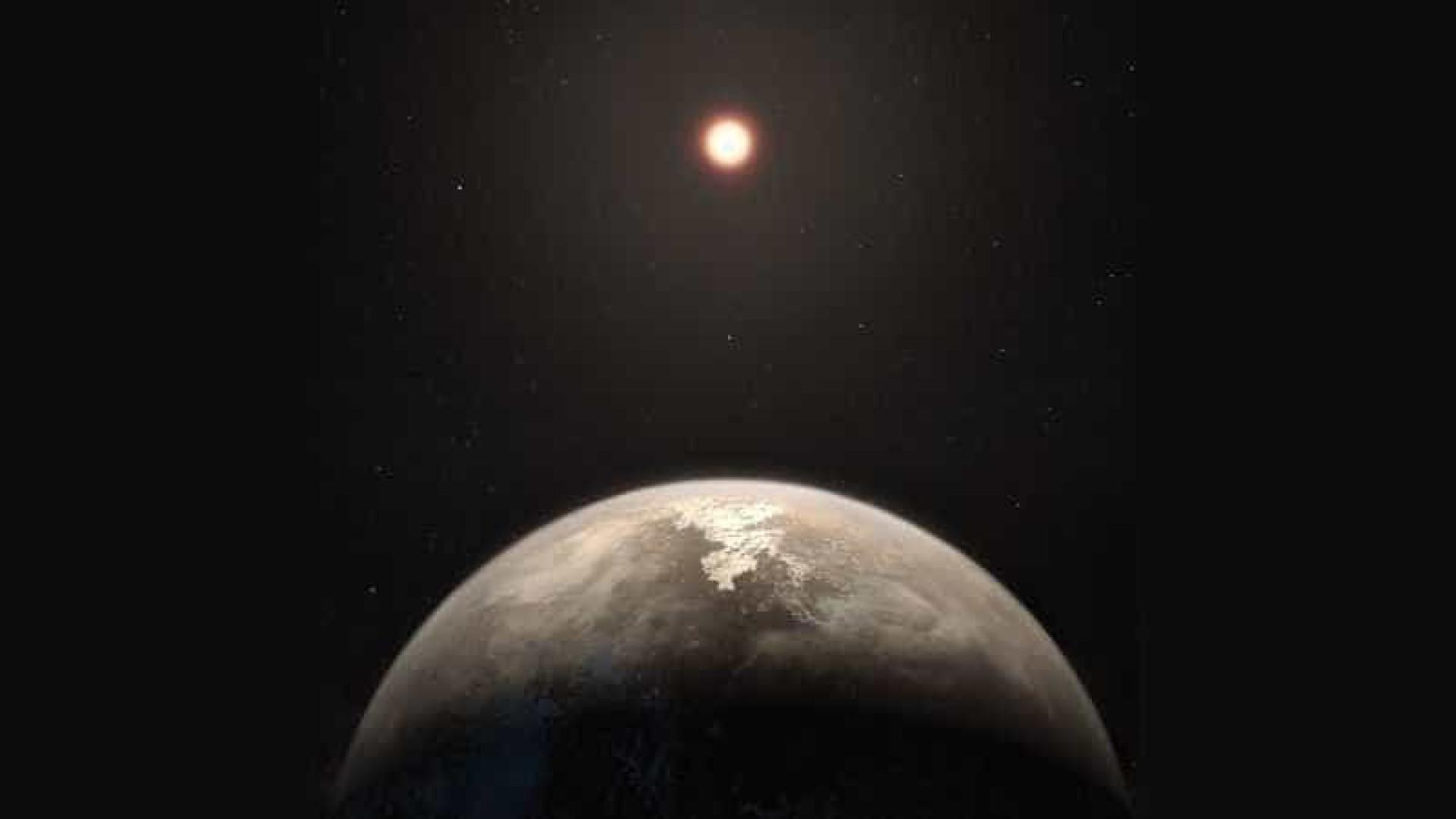 Planeta perto da Terra mostra grande promessa de vida