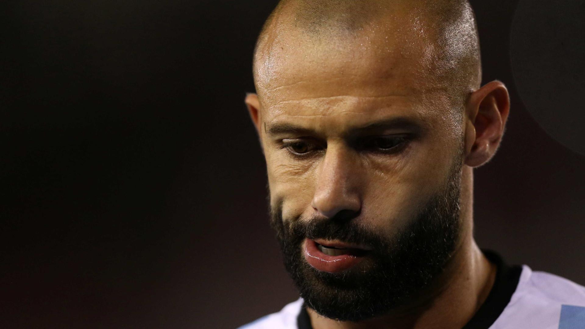 Mascherano quer sair... mas Barcelona não facilita