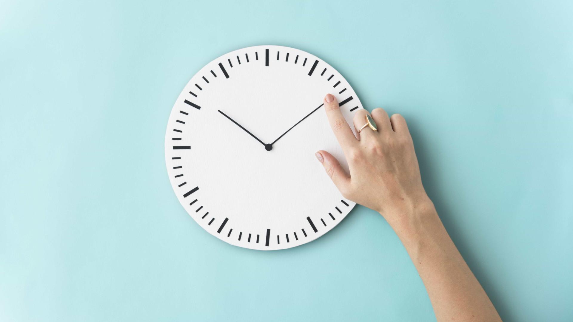 Aprenda a gerir melhor o seu tempo com estas 25 dicas