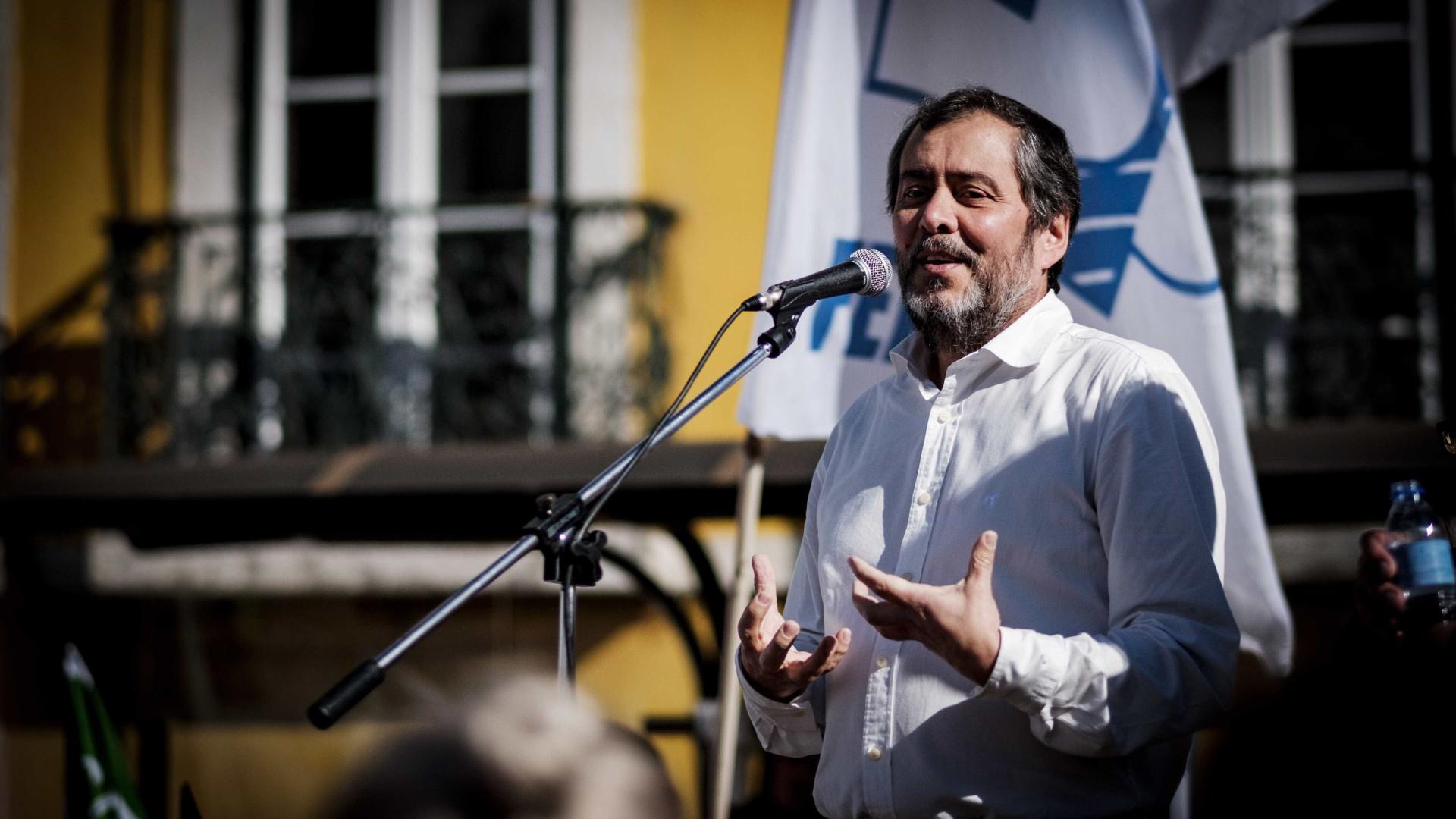 Paralisação levou Governo a mudar de posição, vinca Fenprof
