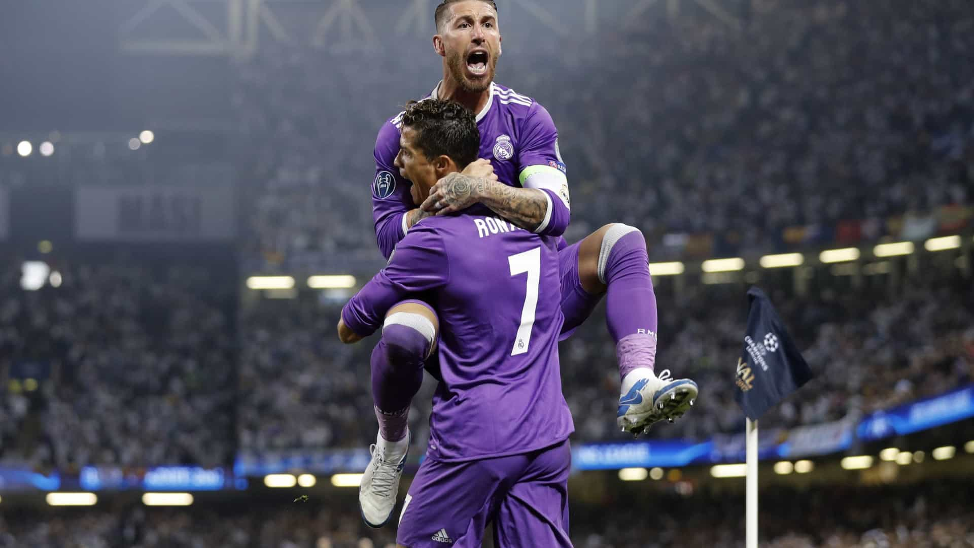 Regressam os rumores de que Ronaldo está de saída do Real Madrid