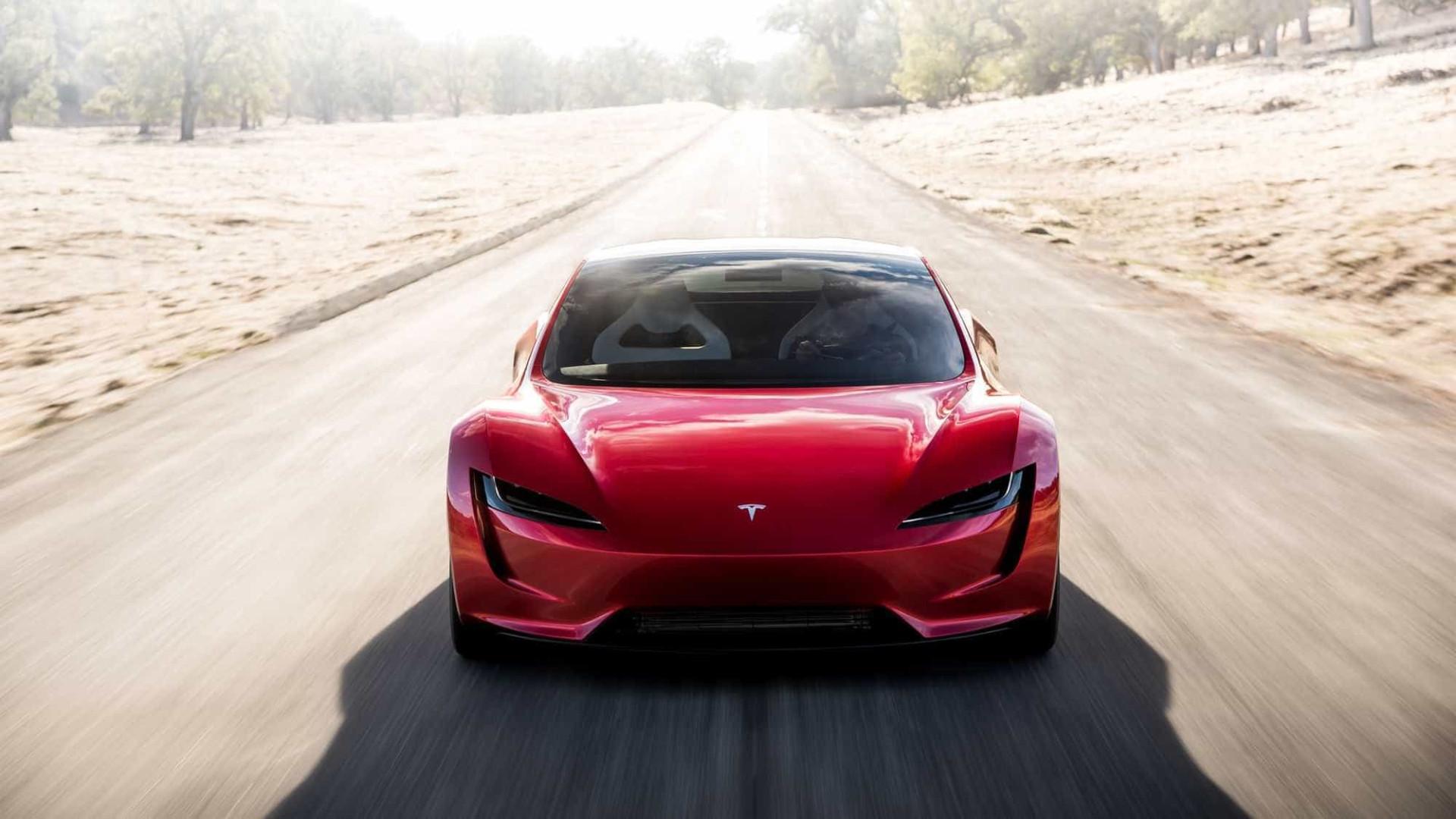 O Tesla Roadster será tão rápido que até vai voar. A sério